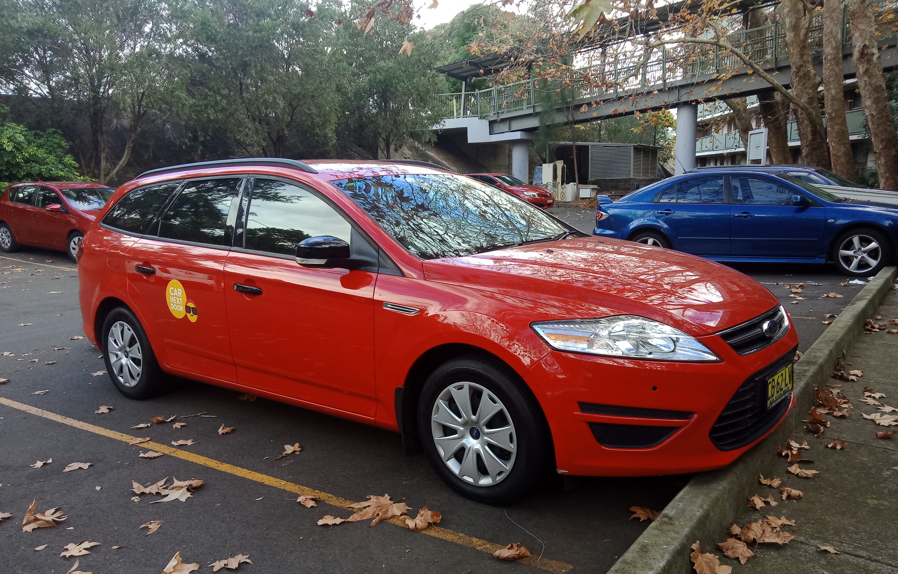 Picture of Robert's 2014 Ford Mondeo