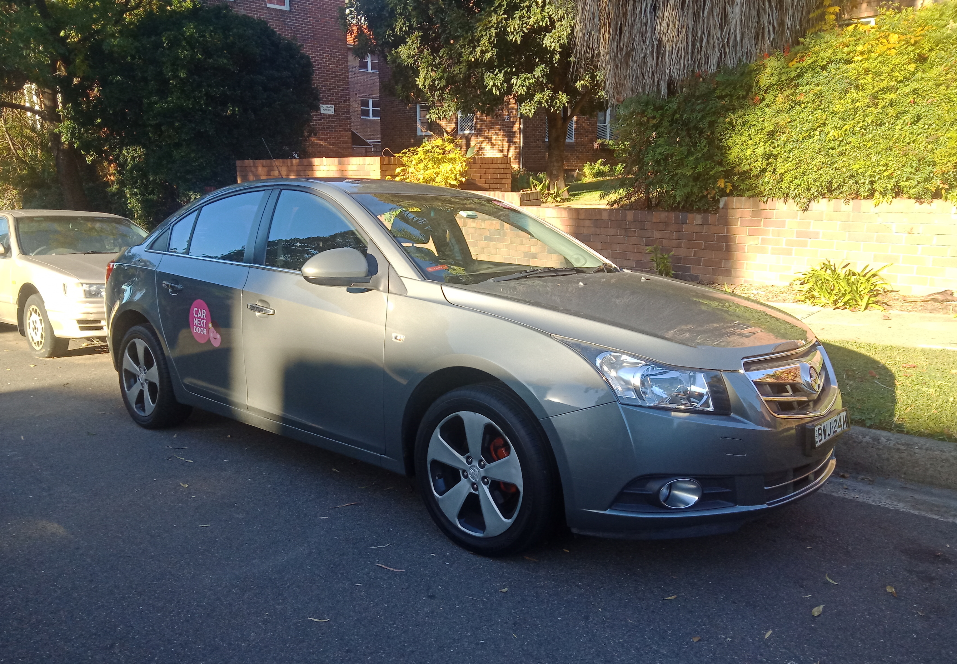 Picture of Louise's 2010 Holden Cruze