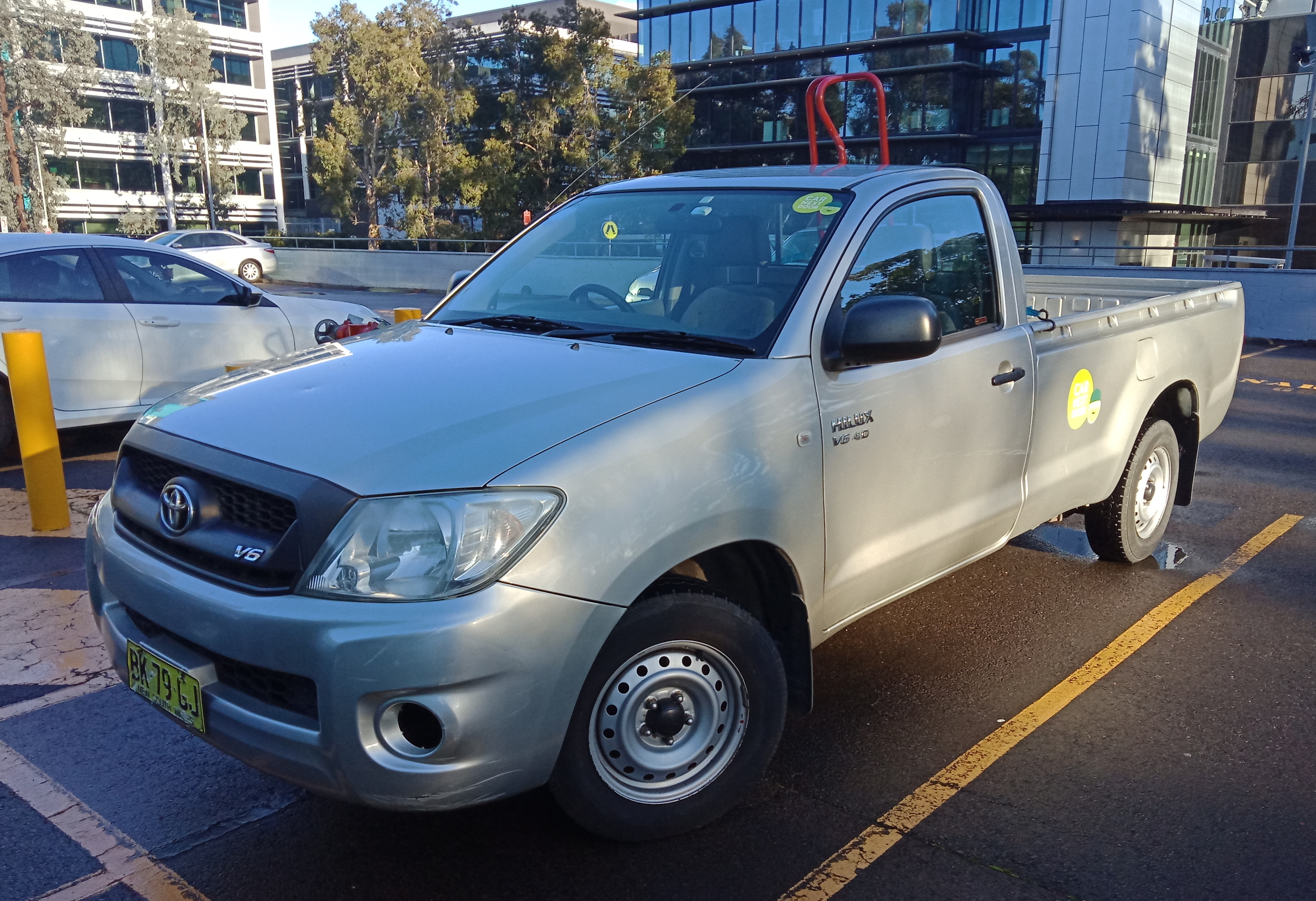 Picture of Timothy's 2011 Toyota Hilux