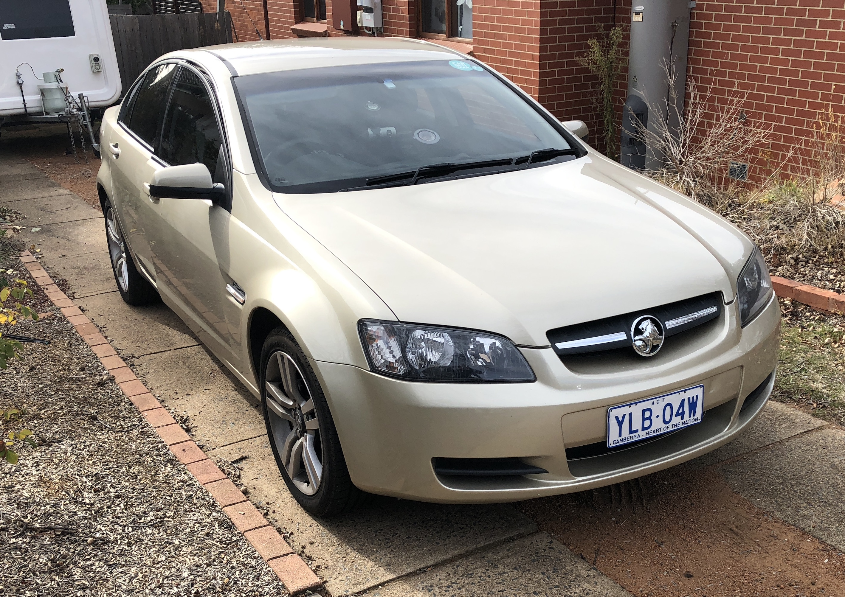 Picture of Robert's 2009 Holden Omega