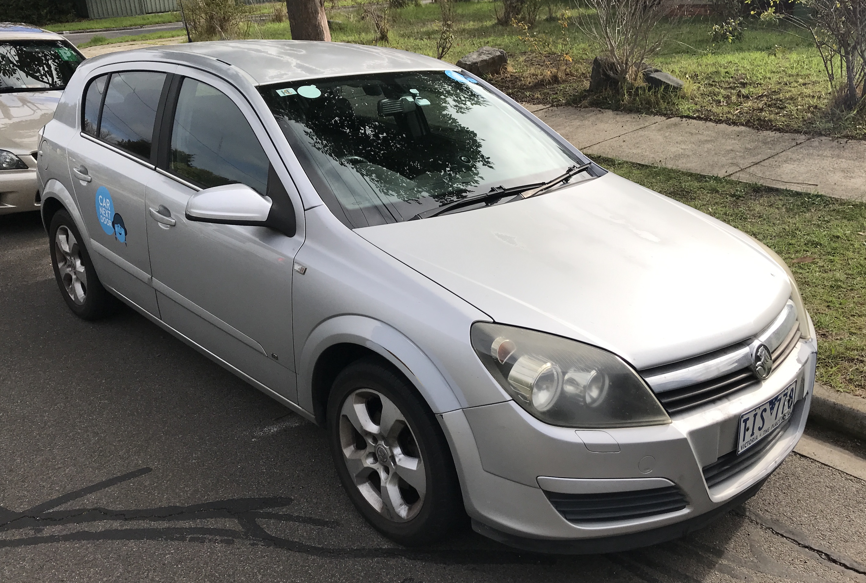 Picture of Jason's 2005 Holden Astra