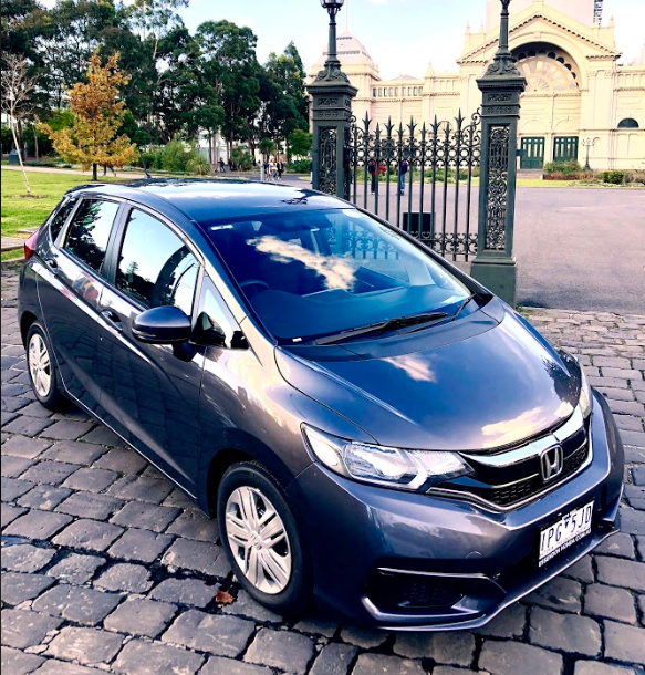 Picture of Tatiana's 2019 Honda Jazz