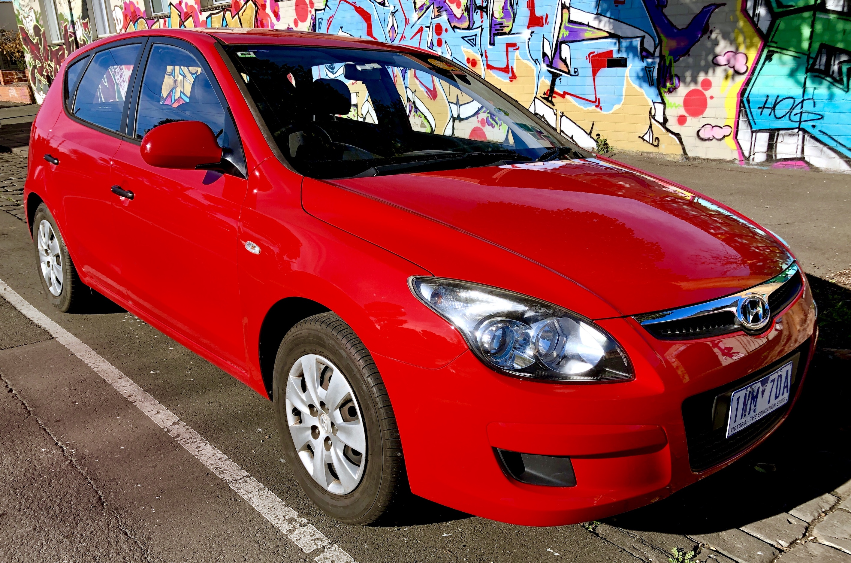 Picture of Emma's 2011 Hyundai I30 Hatchback