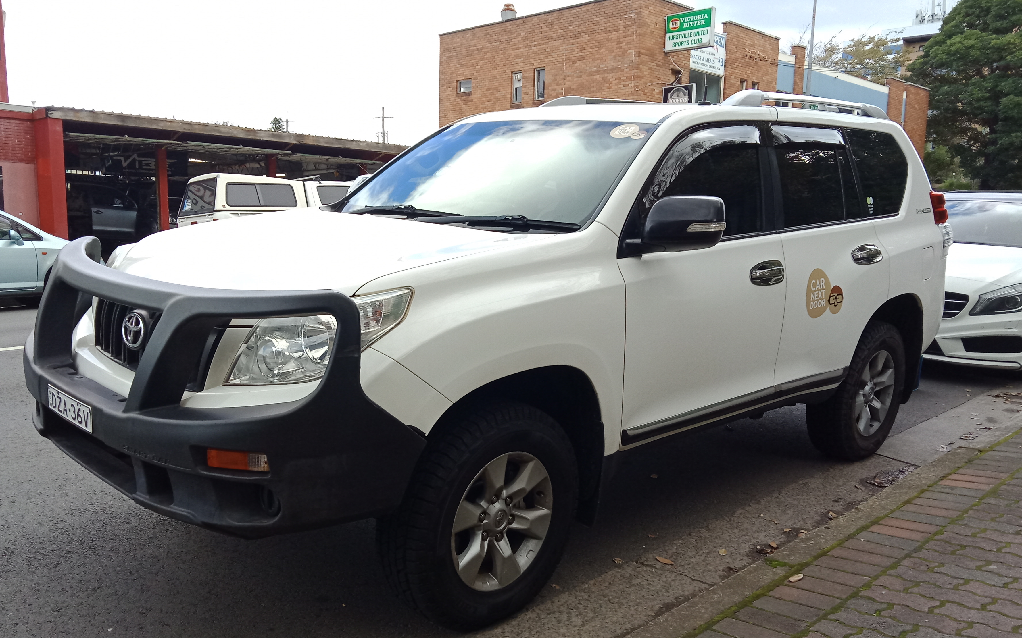 Picture of Tianyang's 2013 Toyota Prado