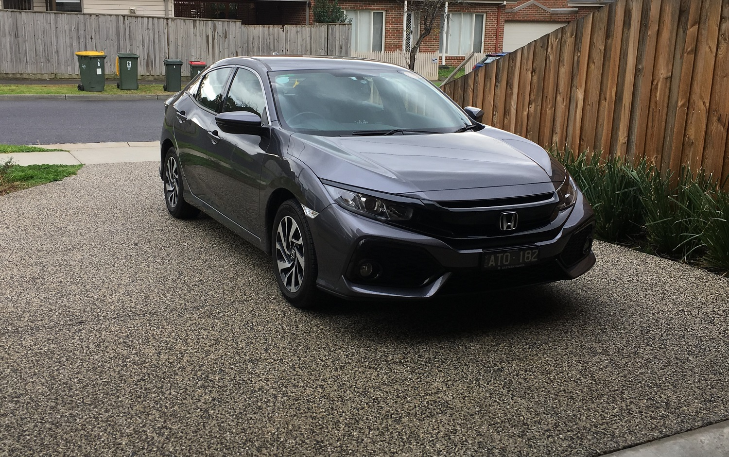 Picture of Jean-francois' 2018 Honda Civic