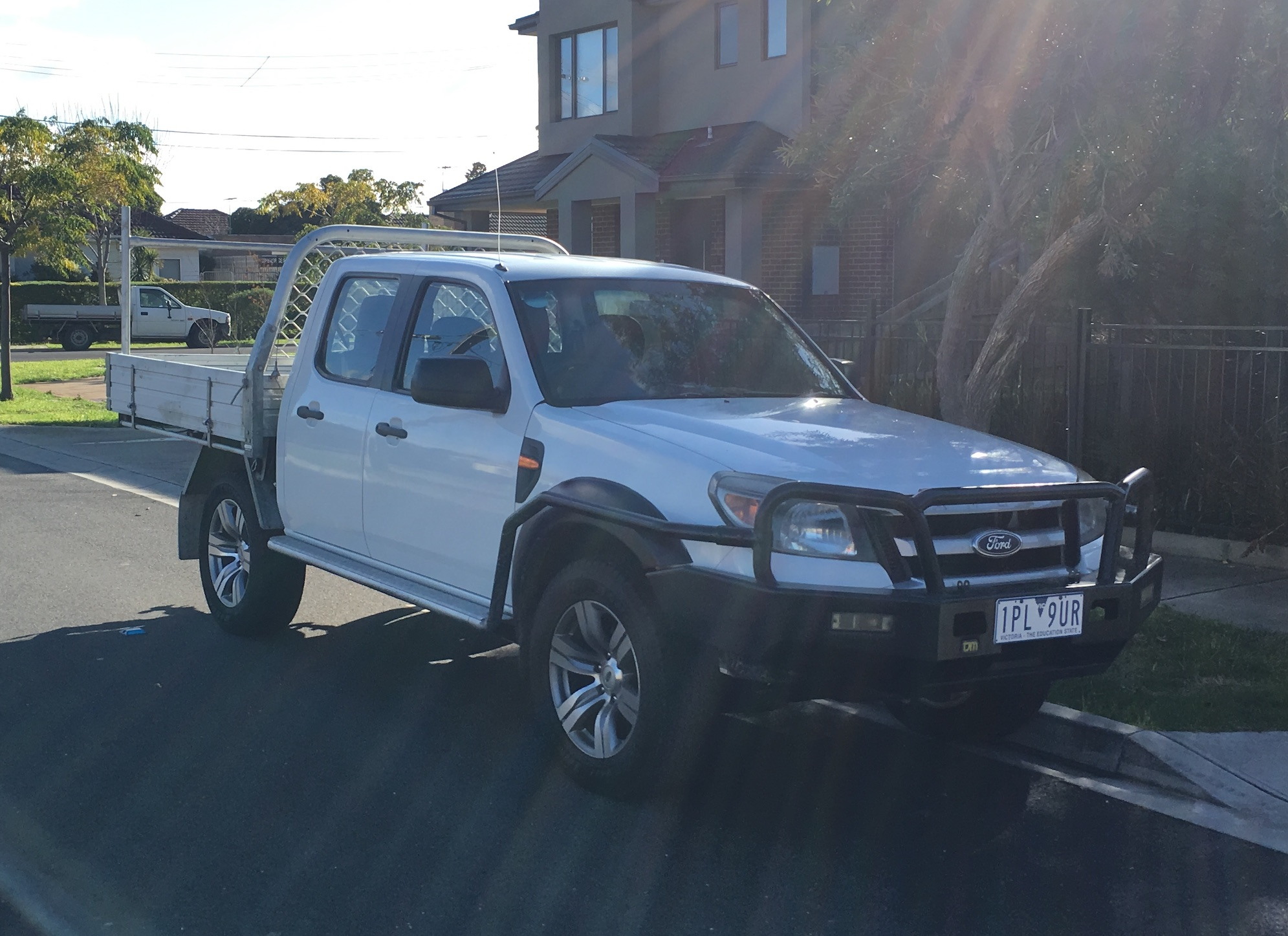Picture of Willem's 2009 Ford Ranger