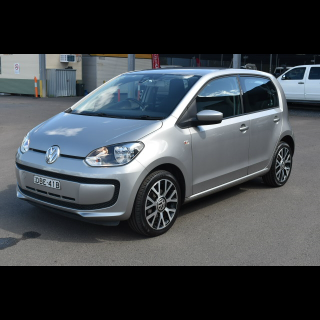 Picture of Aravind's 2012 Volkswagen Up!