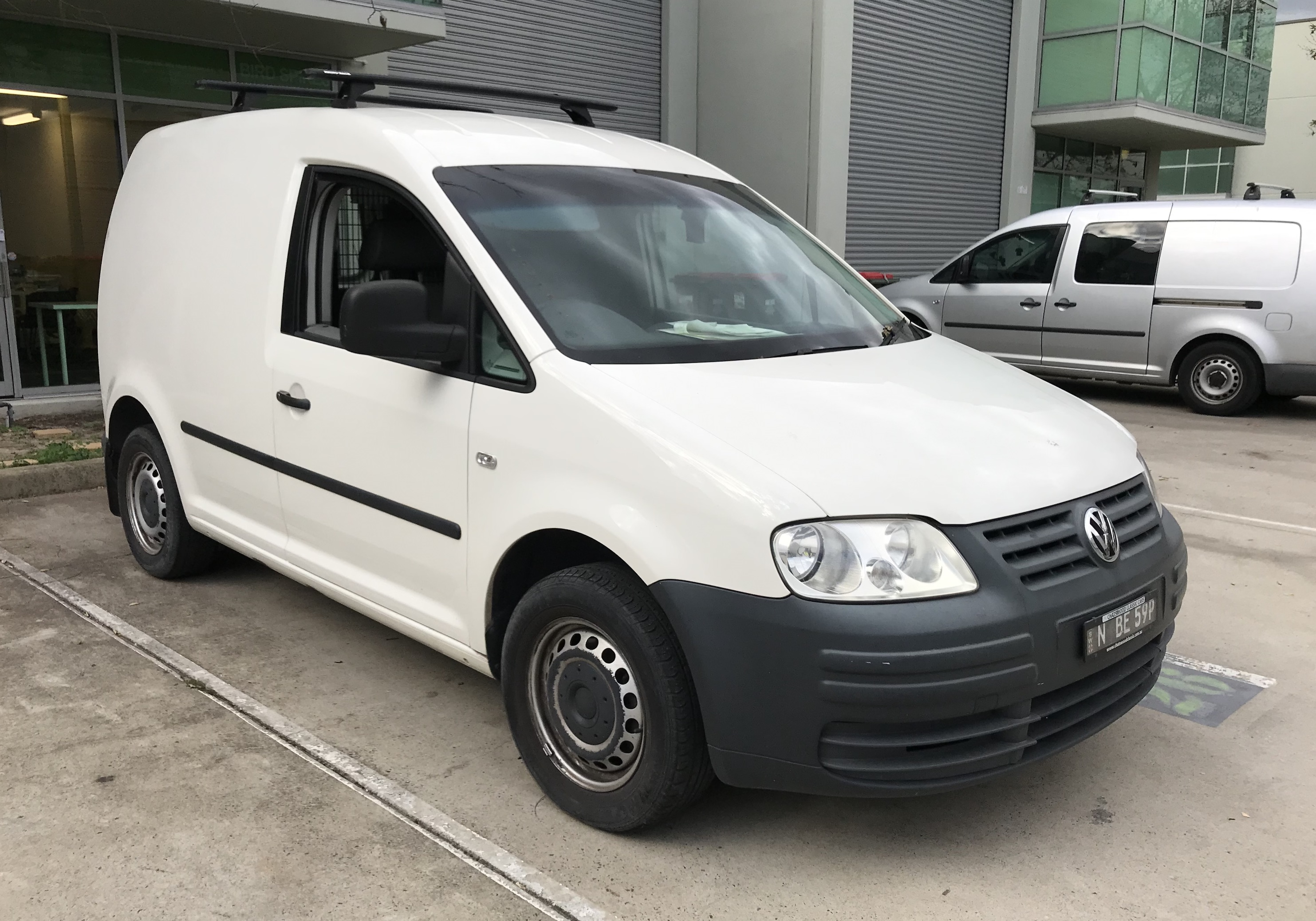 Picture of Song's 2009 Volkswagen Caddy