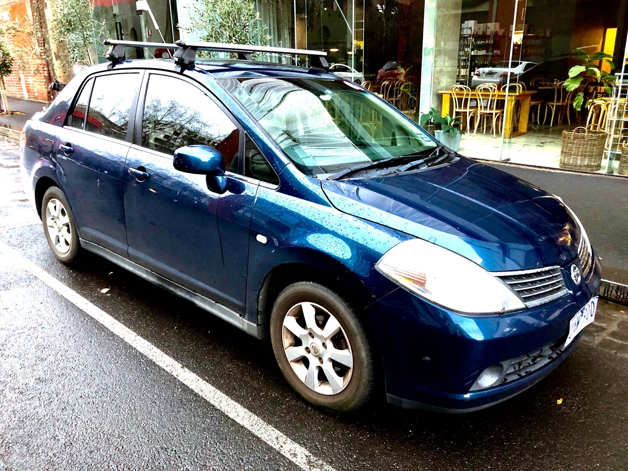 Picture of Mitchell's 2007 Nissan Tiida