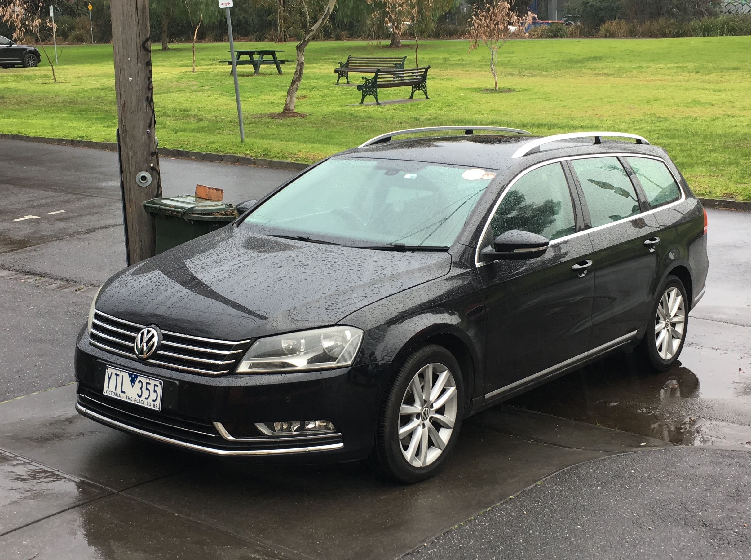 Picture of Amy's 2011 Volkswagen Passat