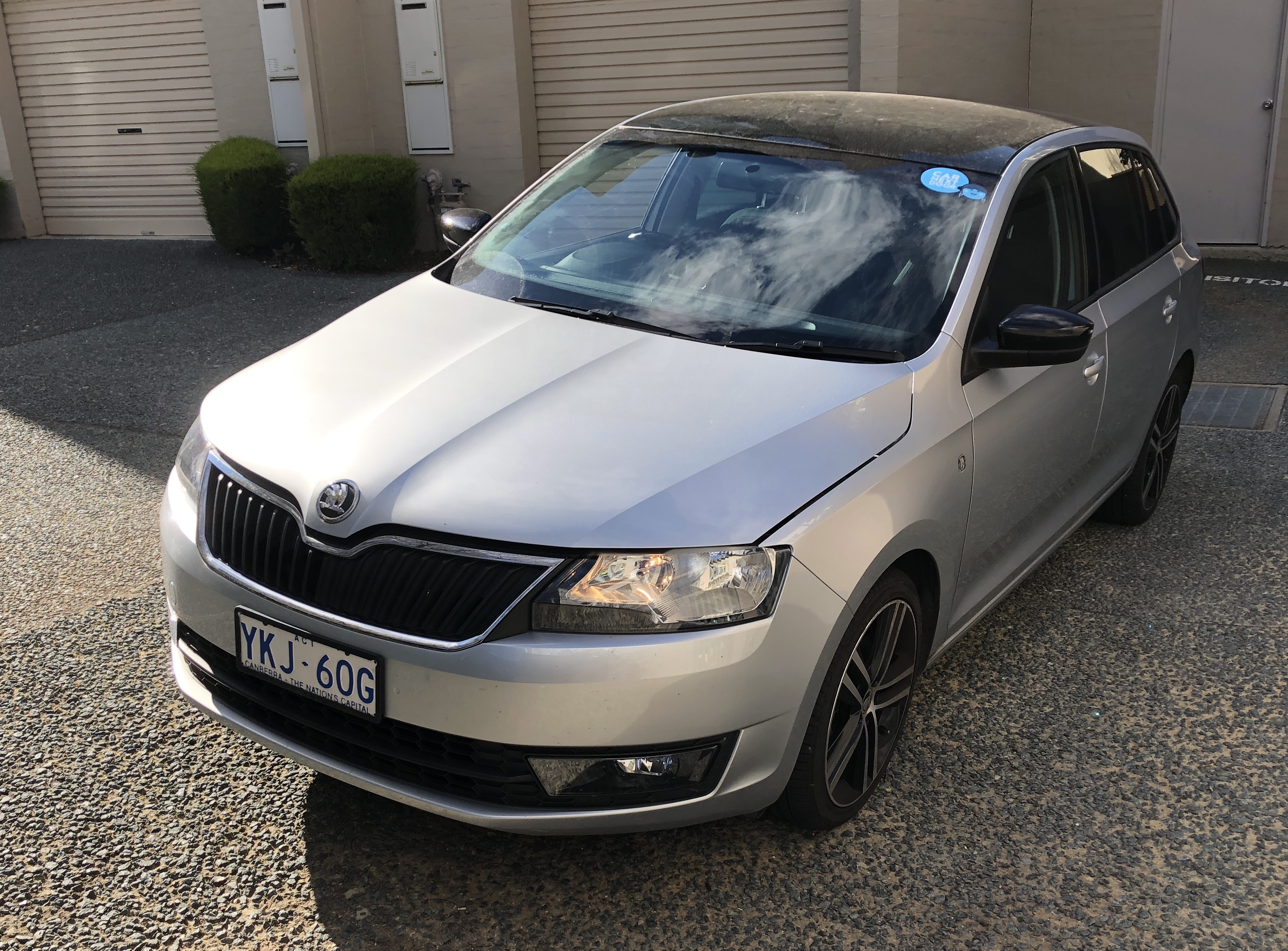 Picture of Benjamin's 2014 Skoda Rapid