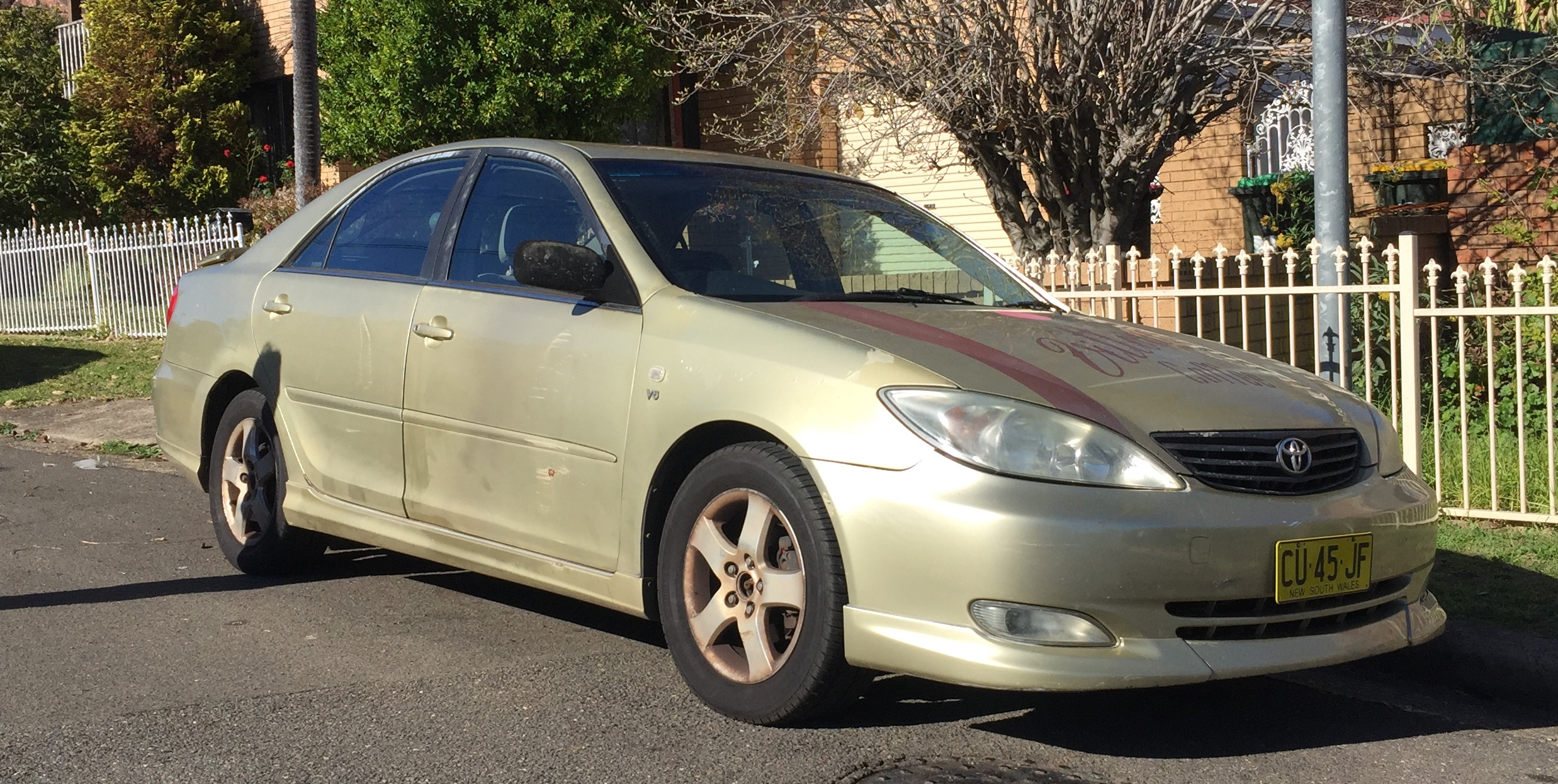 Picture of Quan's 2002 Toyota Camry