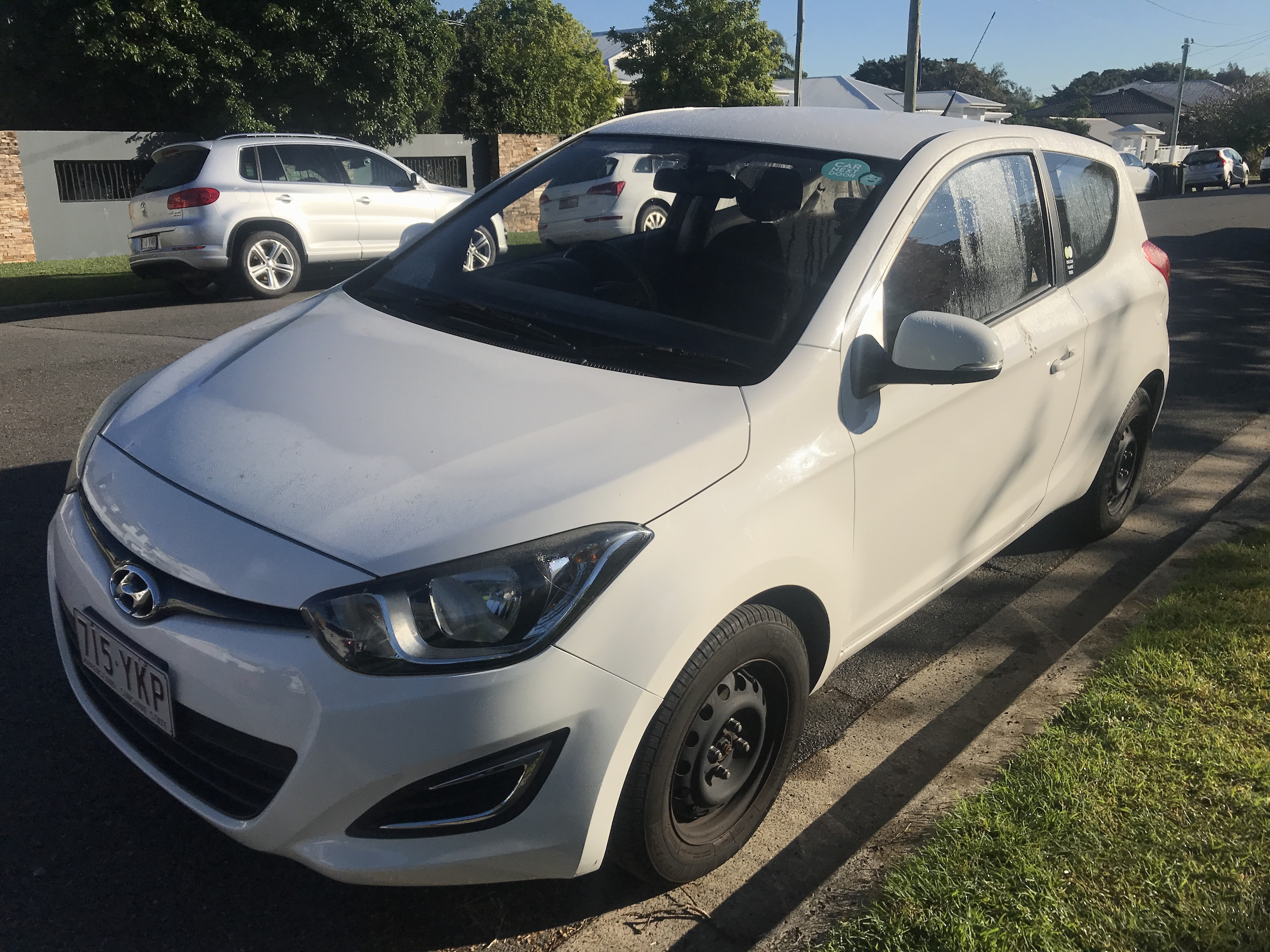 Picture of Helena's 2012 hyundai i20