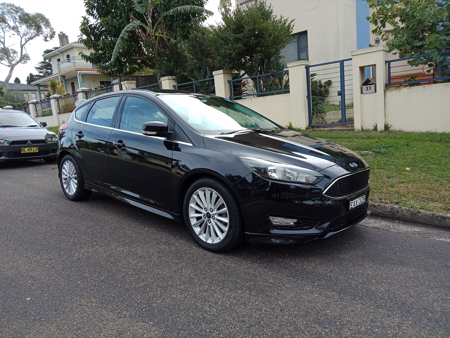 Picture of Bianca's 2016 Ford Focus Sport