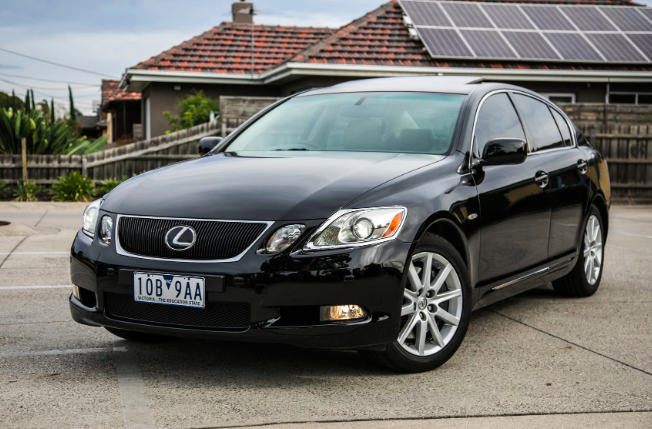 Picture of Simon's 2005 Lexus GS300