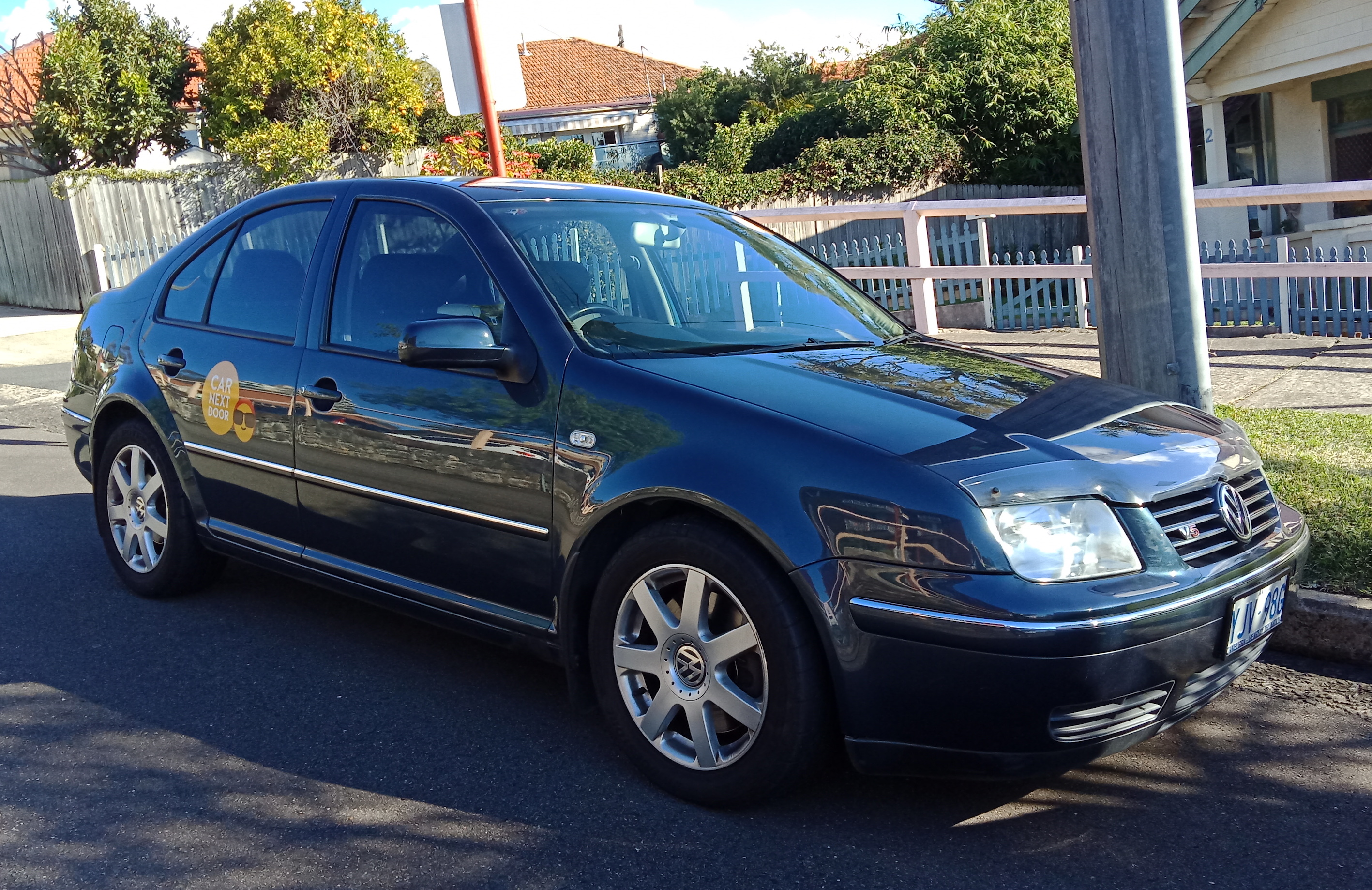 Picture of Thaao's 2005 Volkswagen Bora 2.3L V5