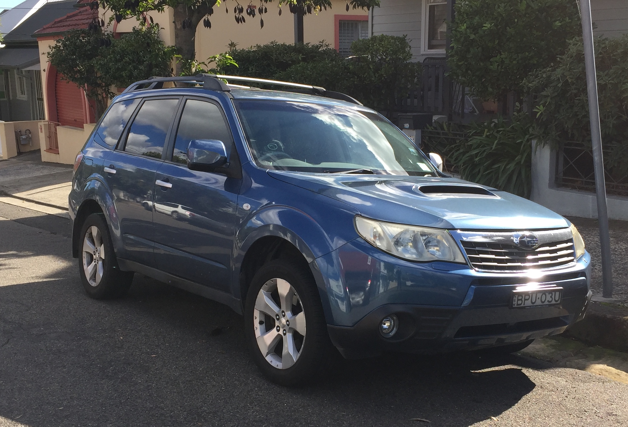 Picture of Josh's 2010 Subaru Forester xt