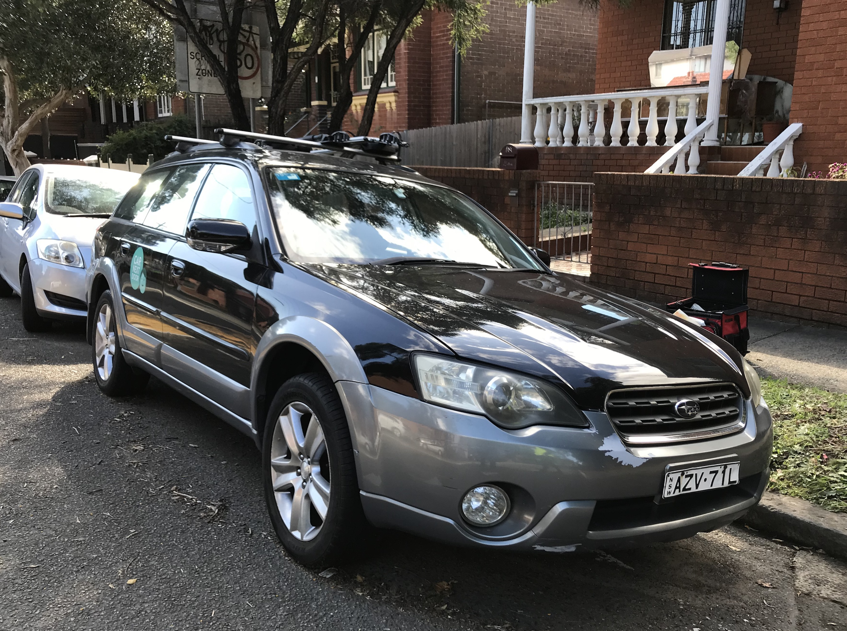 Picture of Nathaniel's 2006 Subaru Outback