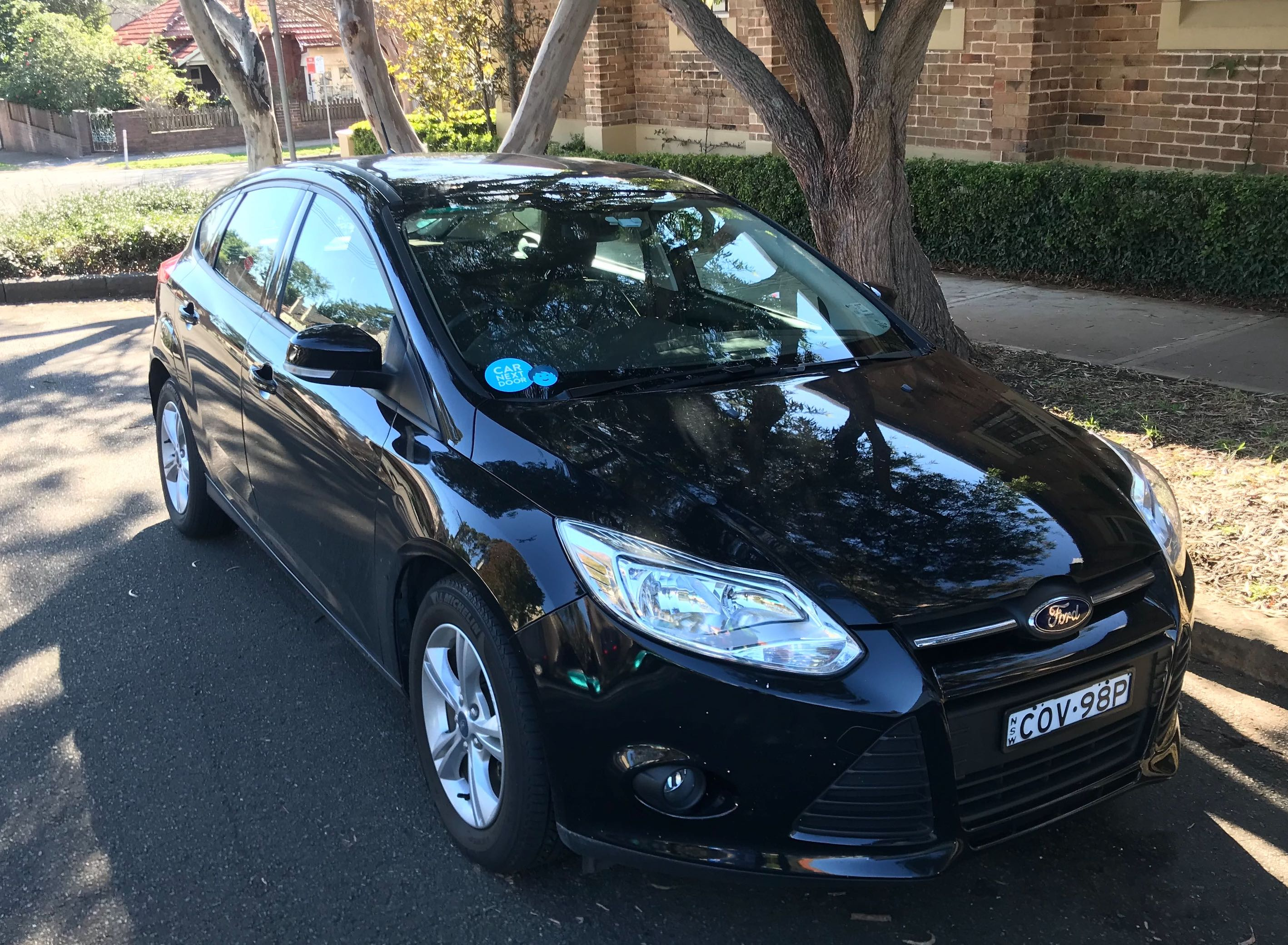 Picture of Aaron's 2013 Ford Focus