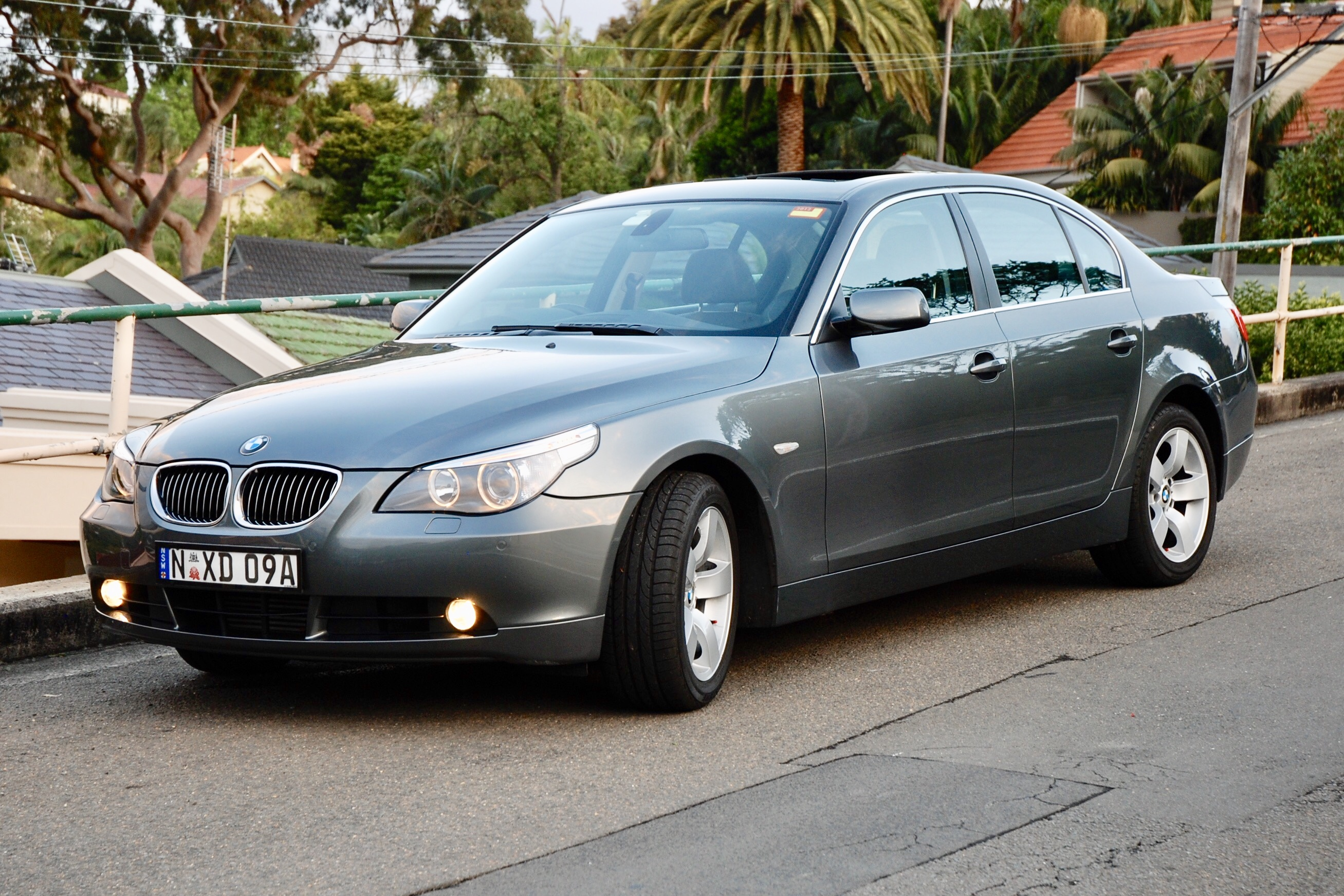Picture of Andre's 2007 BMW 530d