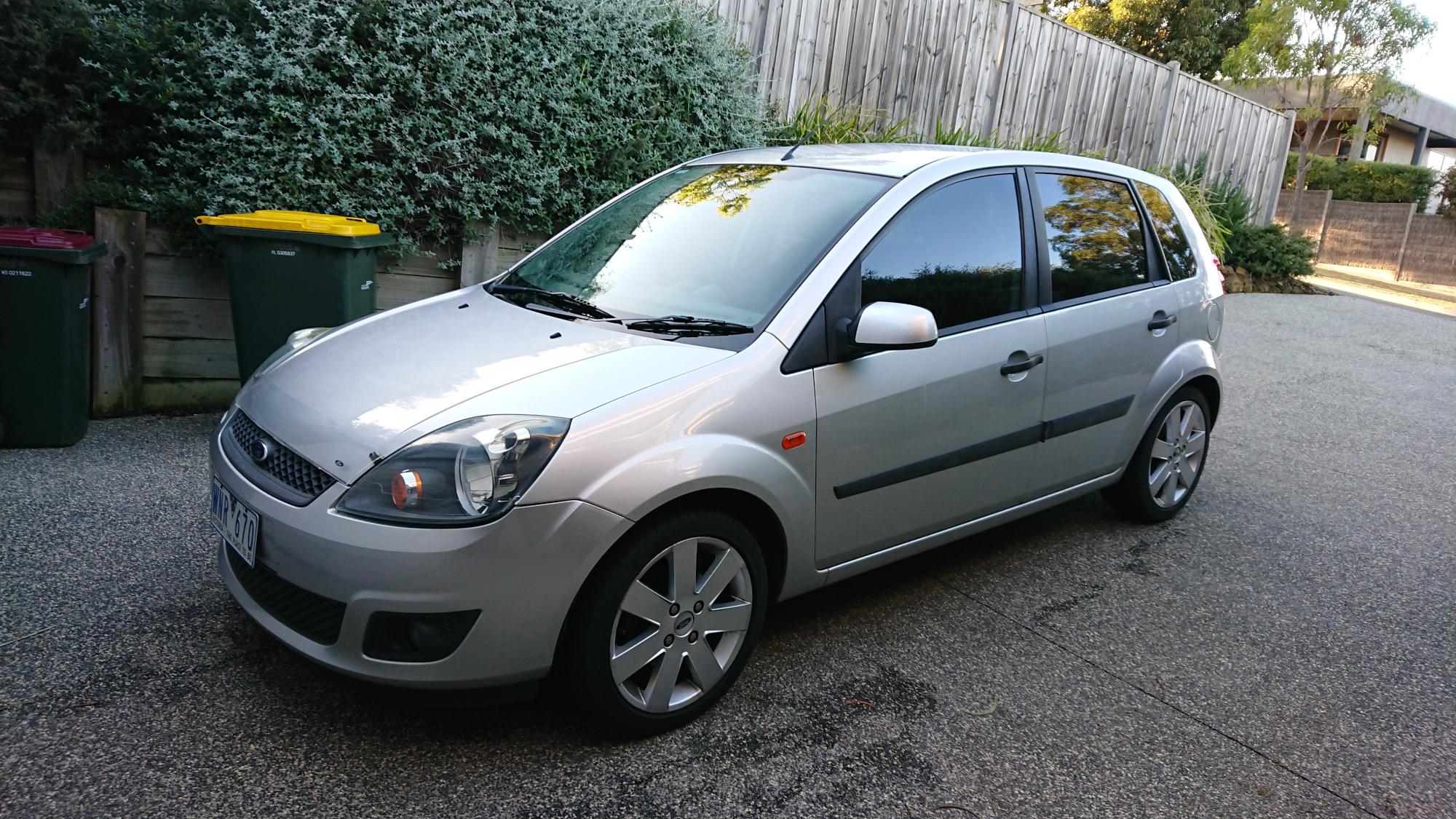 Picture of Timothy's 2008 Ford Fiesta