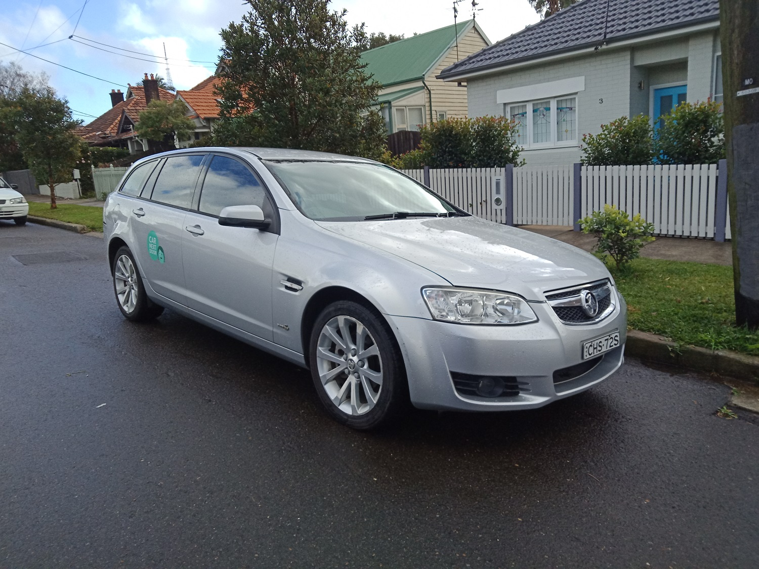 Picture of Sam's 2011 Holden Station wagon
