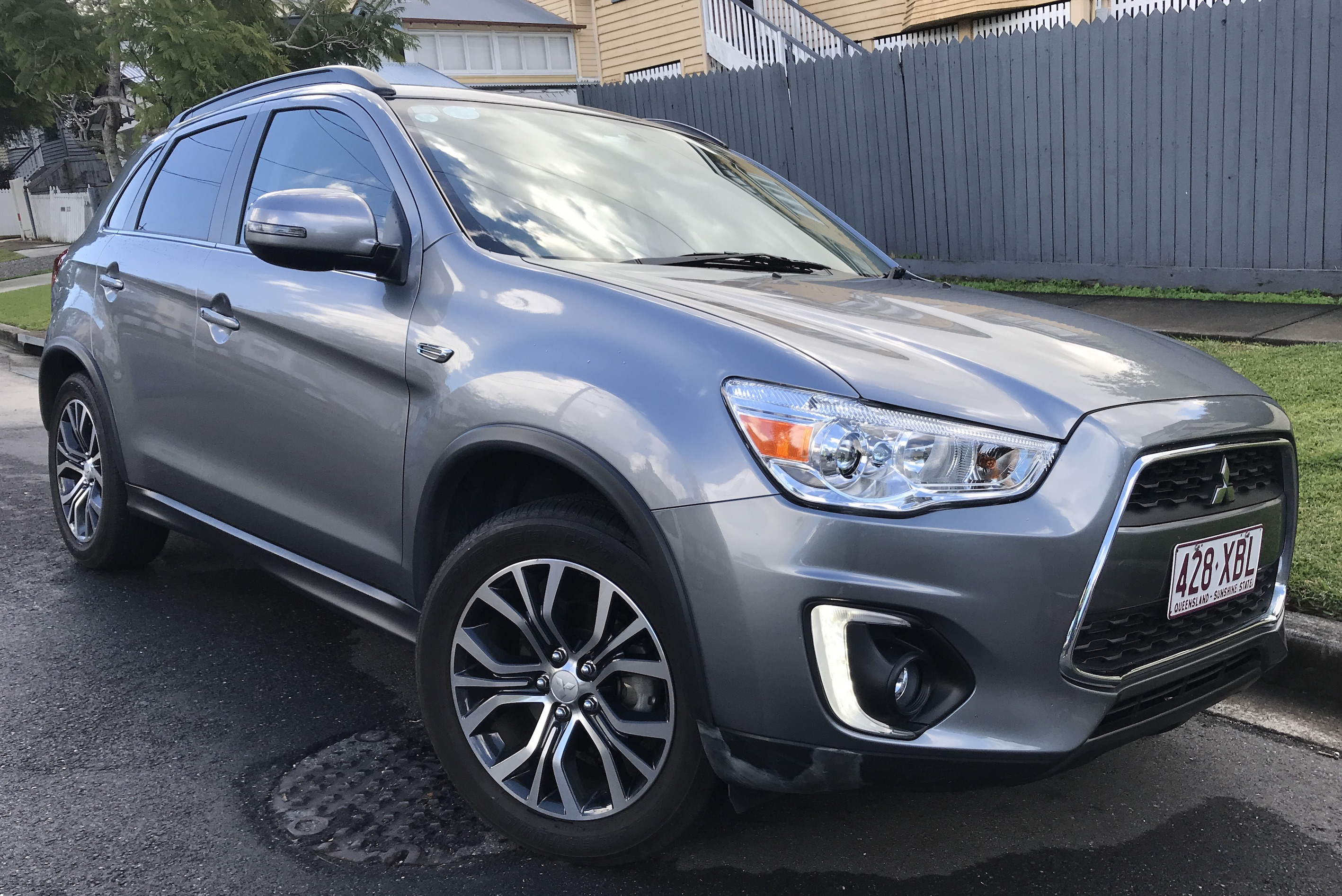 Picture of Nicholas' 2015 Mitsubishi Ask