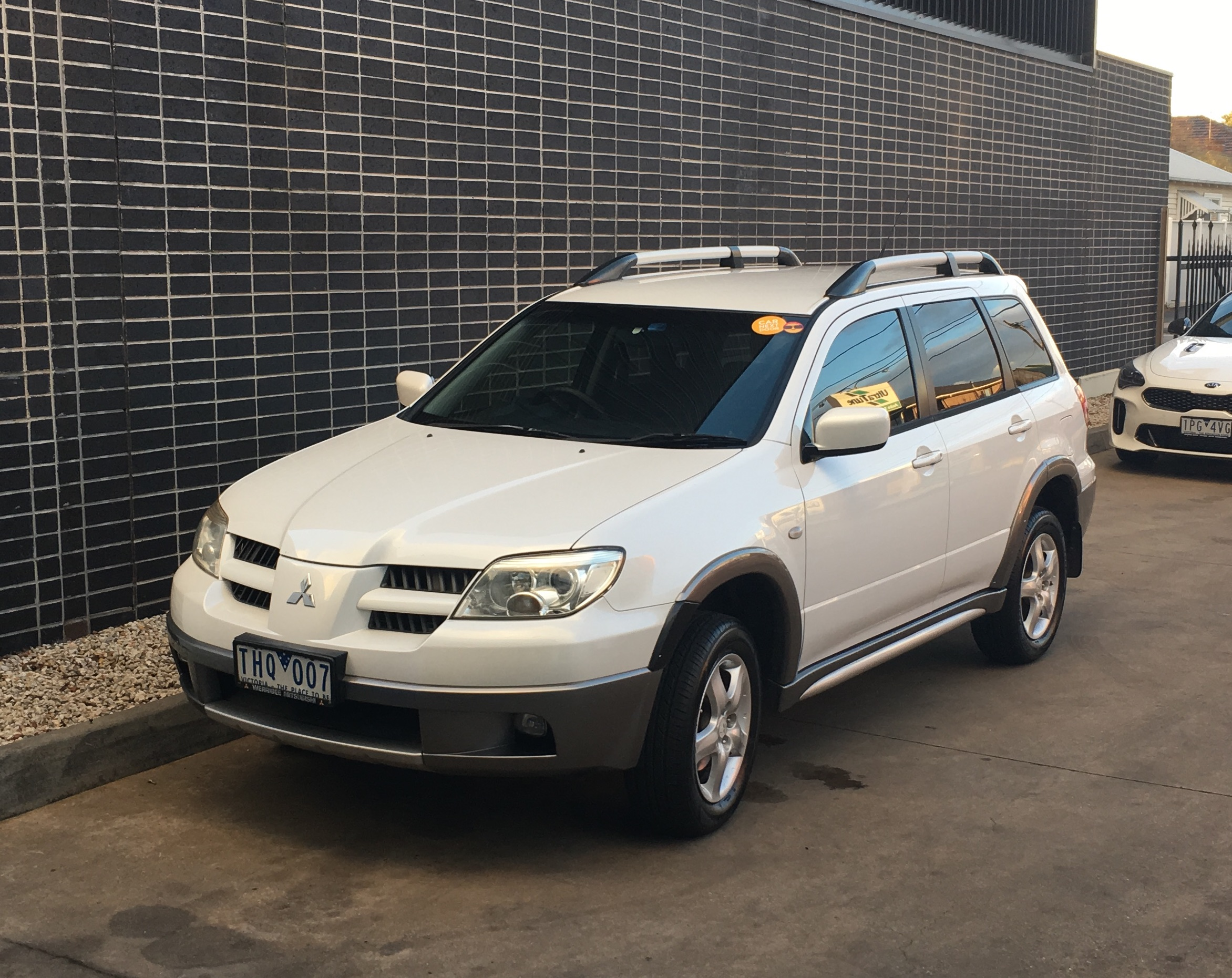 Picture of Mere's 2004 Mitsubishi Outlander
