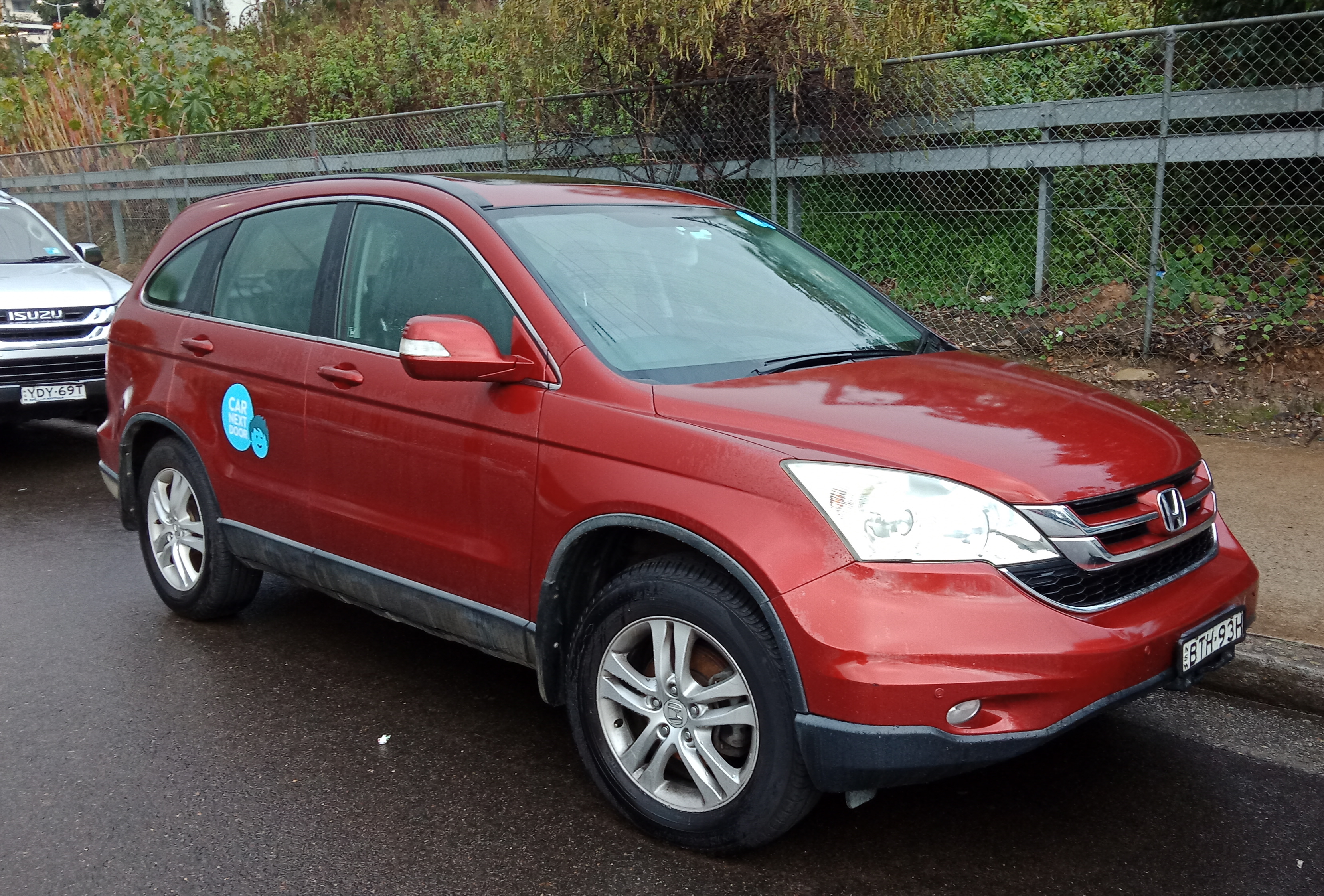 Picture of Matthew's 2010 Honda CR-V