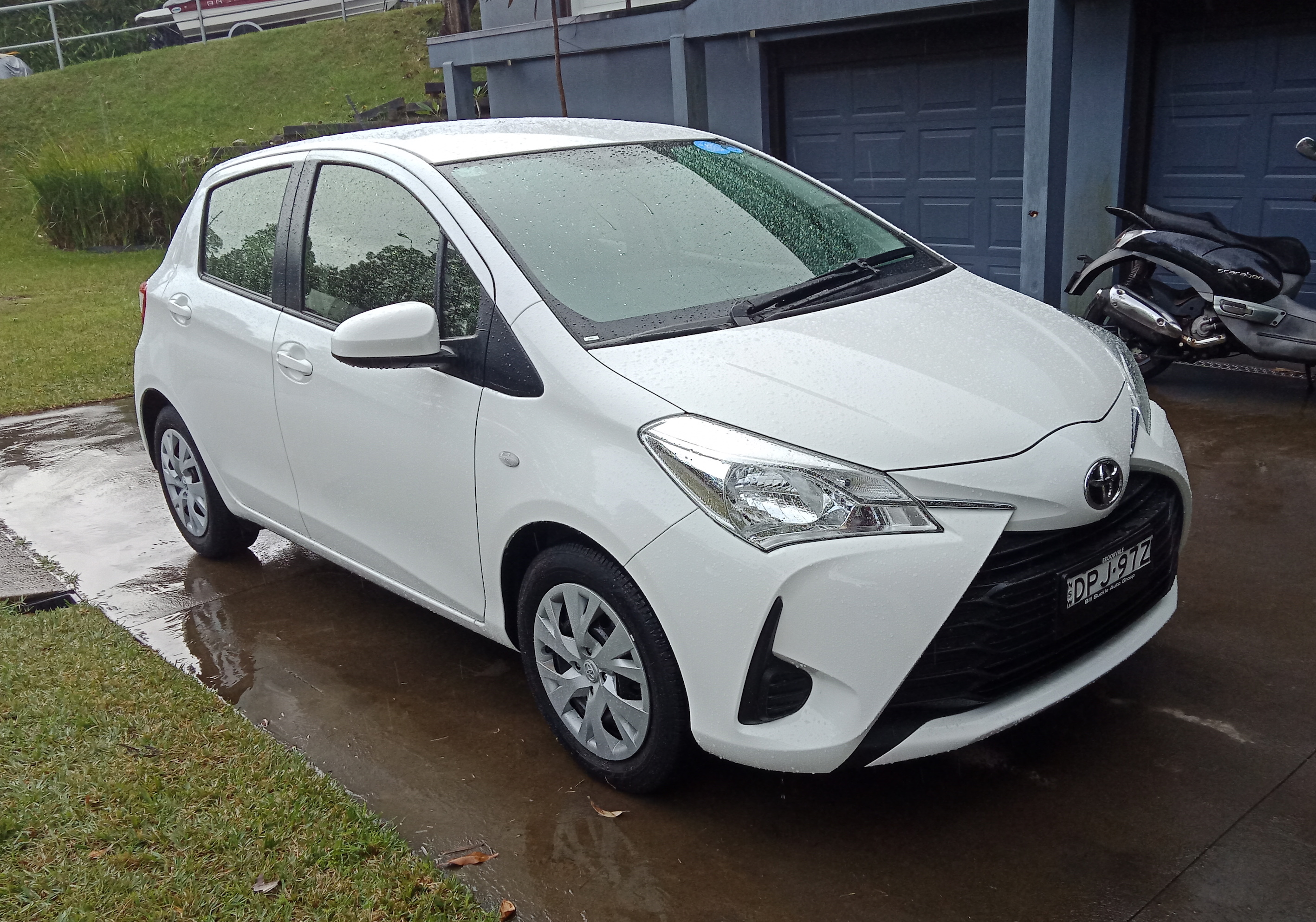 Picture of Ben's 2017 Toyota Yaris