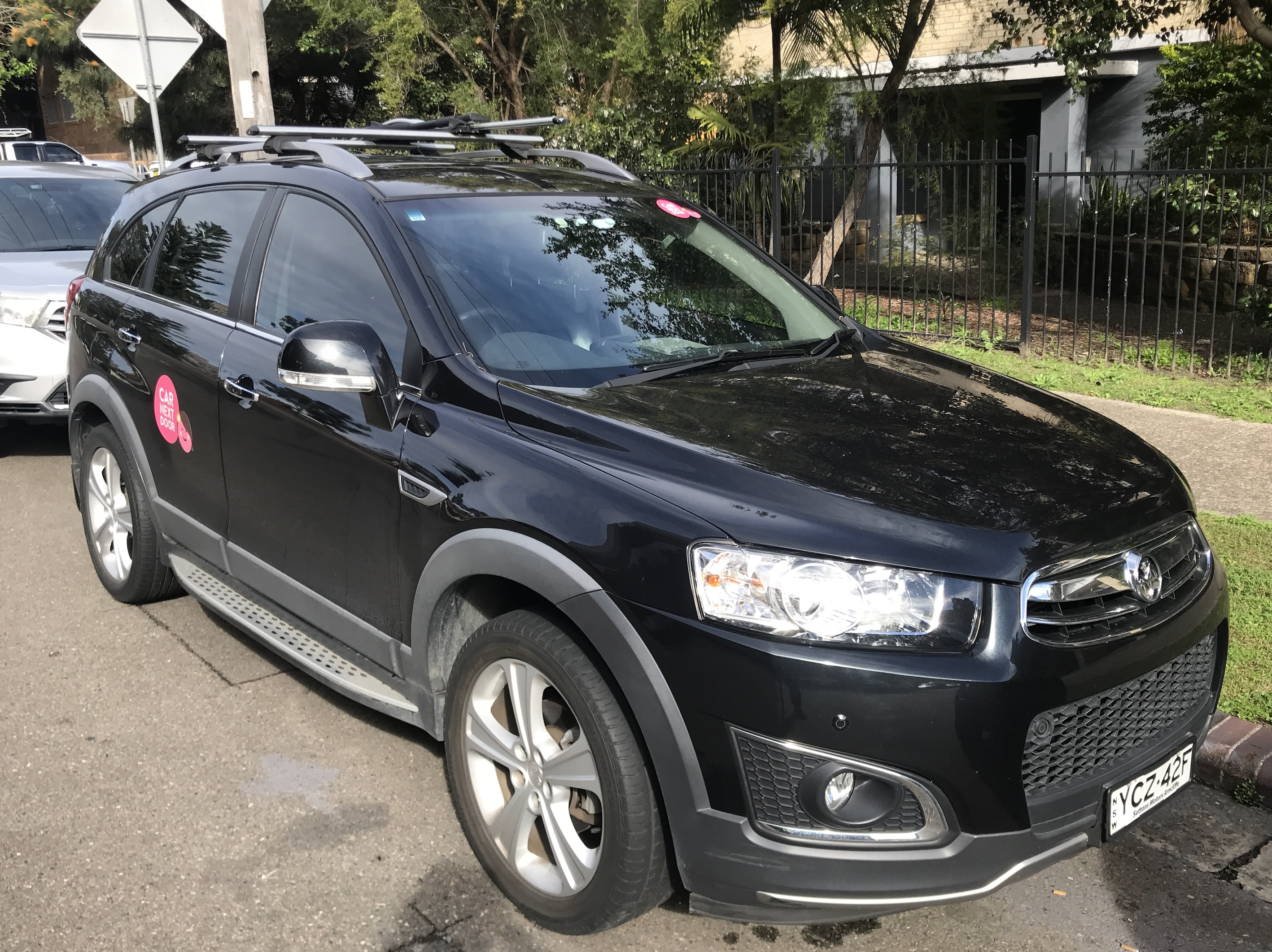 Picture of Bee Hui's 2014 Holden Captiva 7