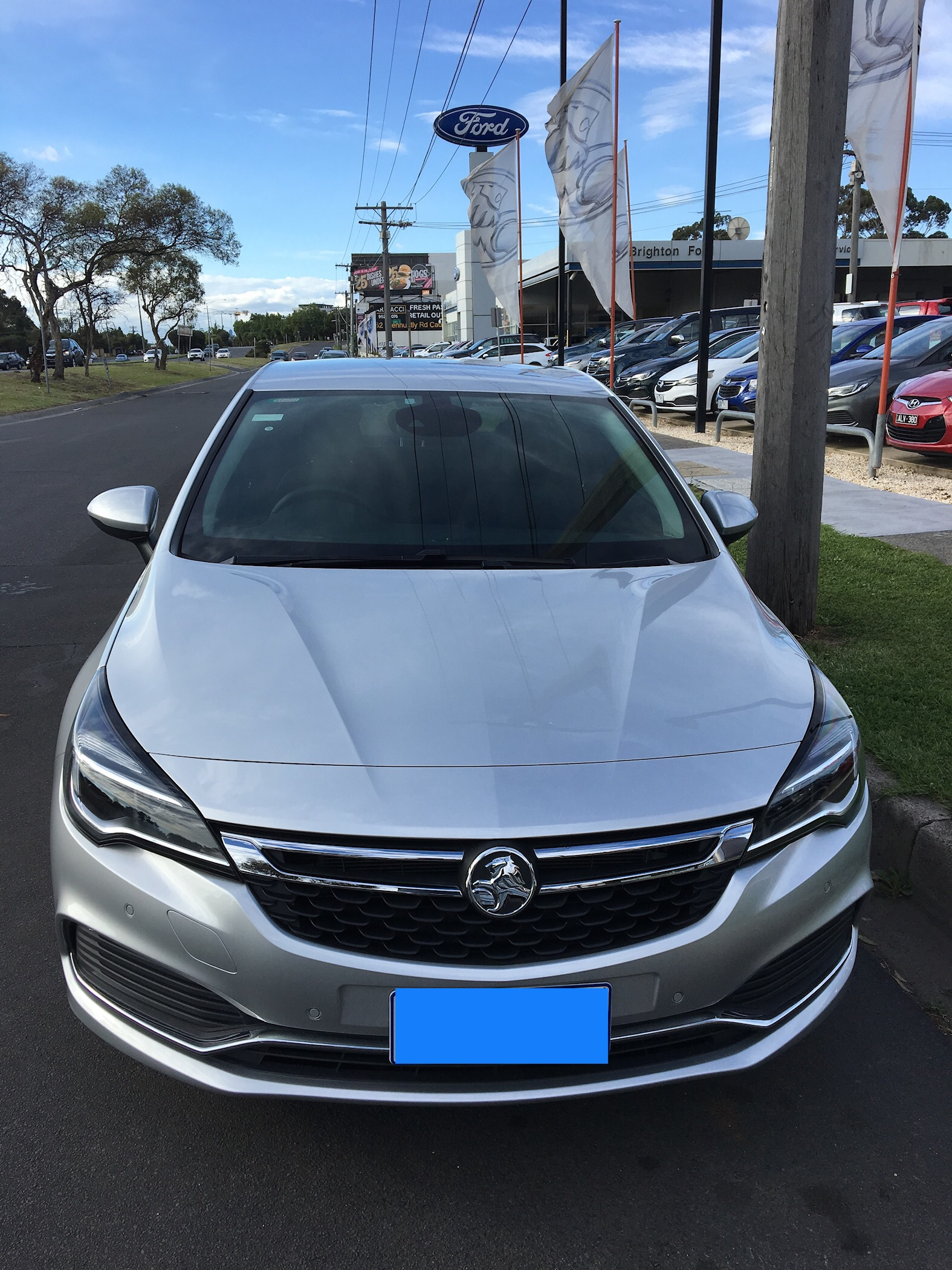 Picture of Seung Ook's 2017 Holden Astra