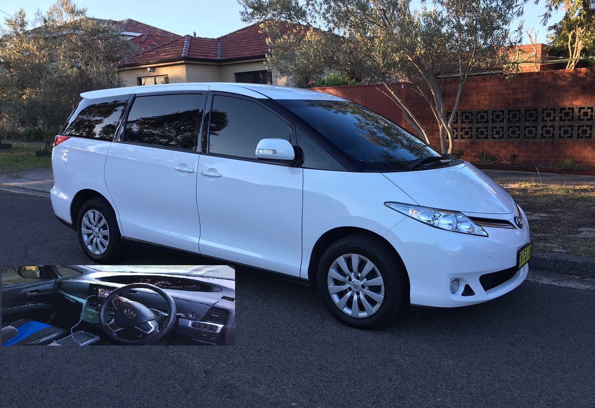 Picture of Alan's 2016 Toyota Tarago