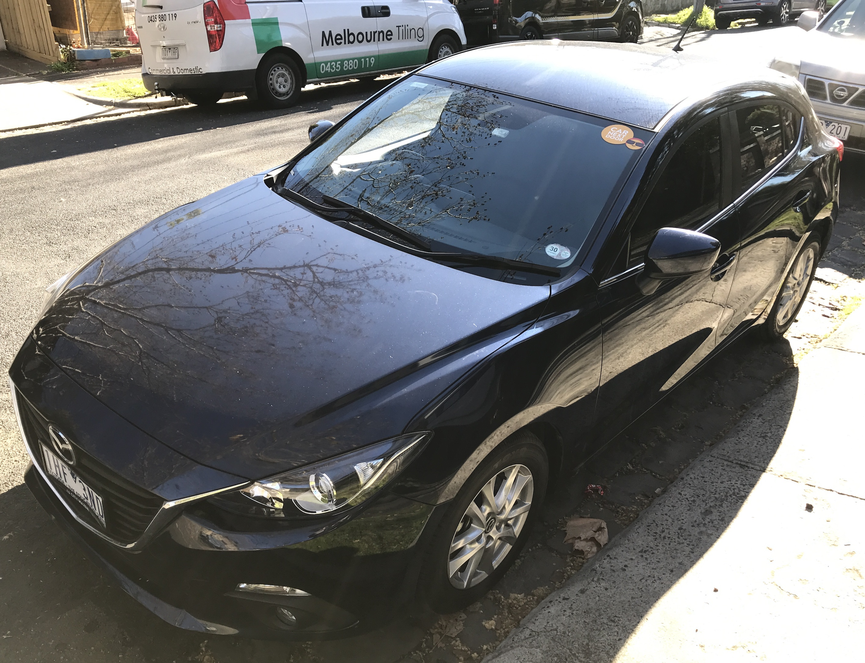 Picture of Gerard's 2016 Mazda 3