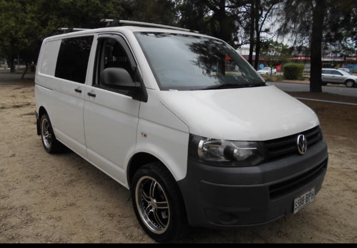 Picture of Daniel's 2011 Volkswagen Transporter