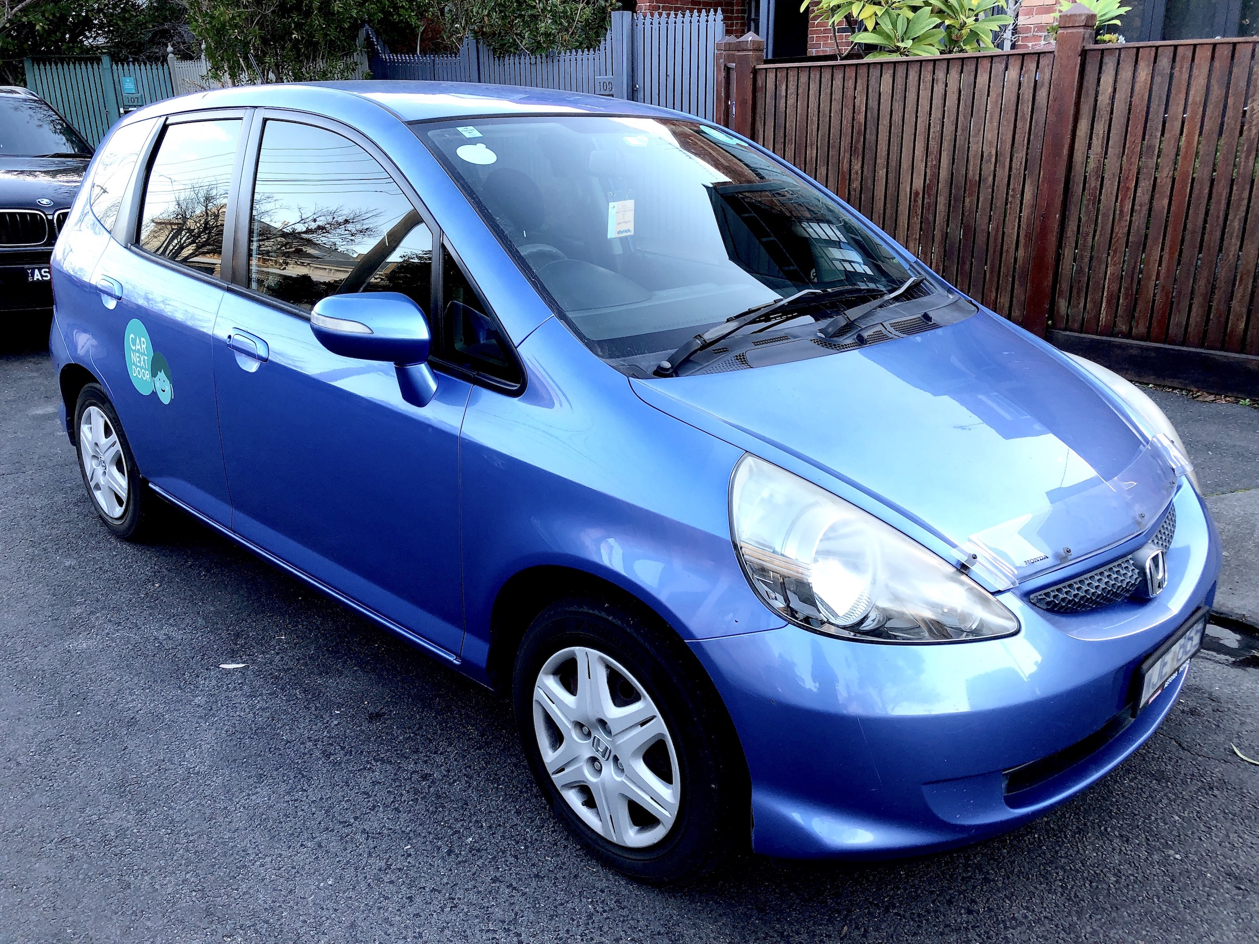 Picture of Maria's 2008 Honda Jazz