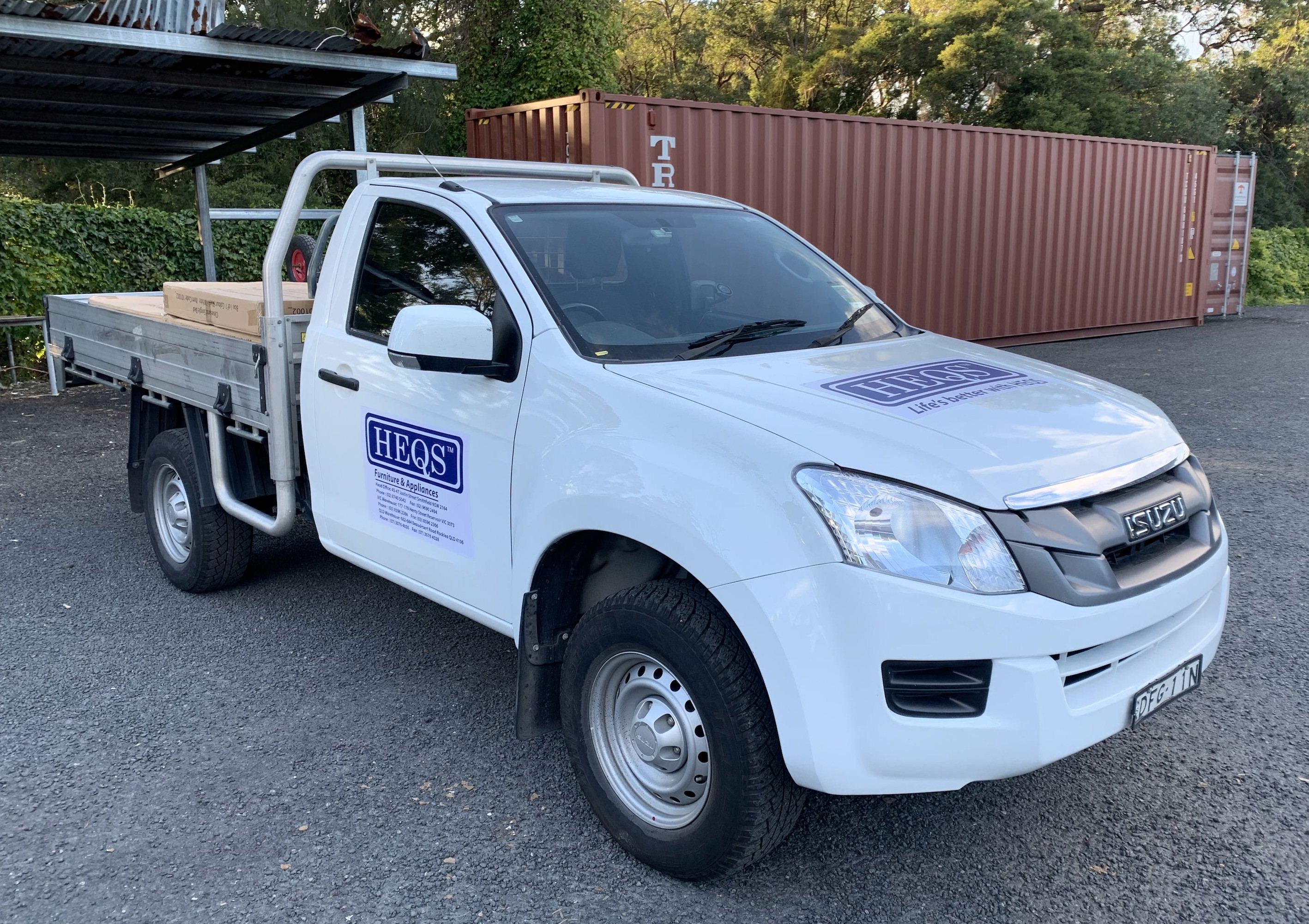 Picture of Qifeng's 2016 Isuzu D-Max