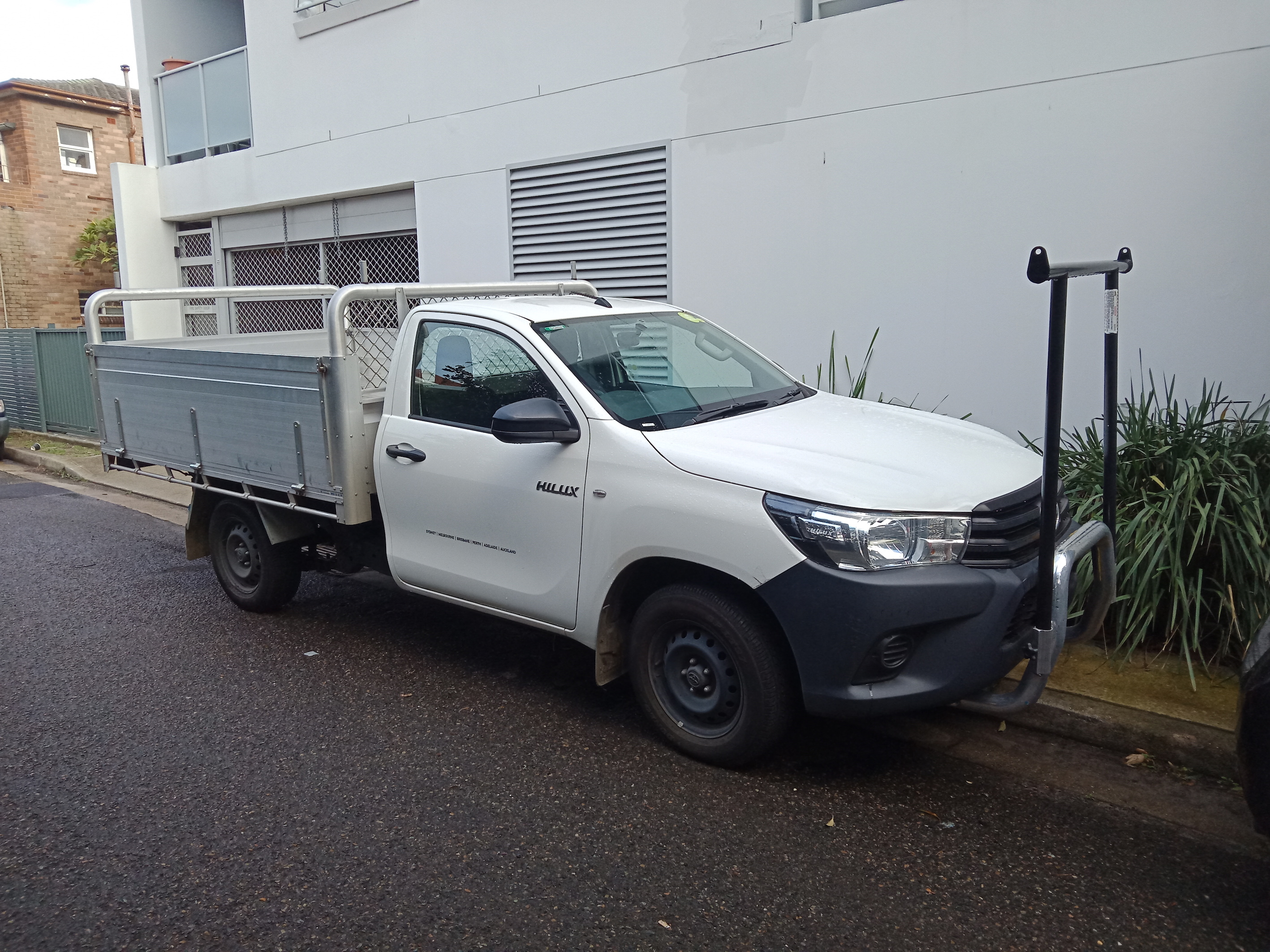 Picture of Xiaobo's 2018 Toyota Hilux