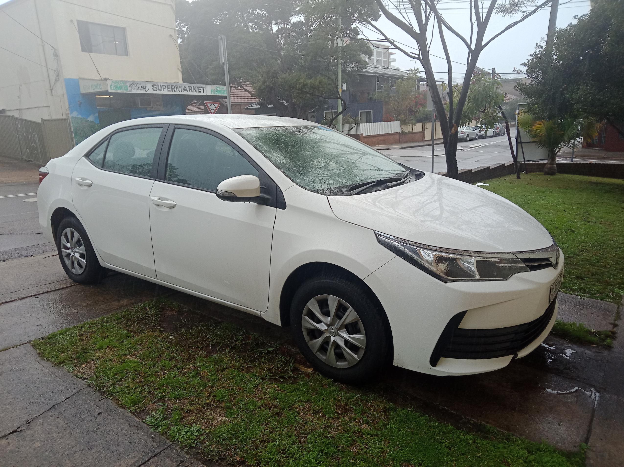 Picture of Phurba's 2018 Toyota Corolla