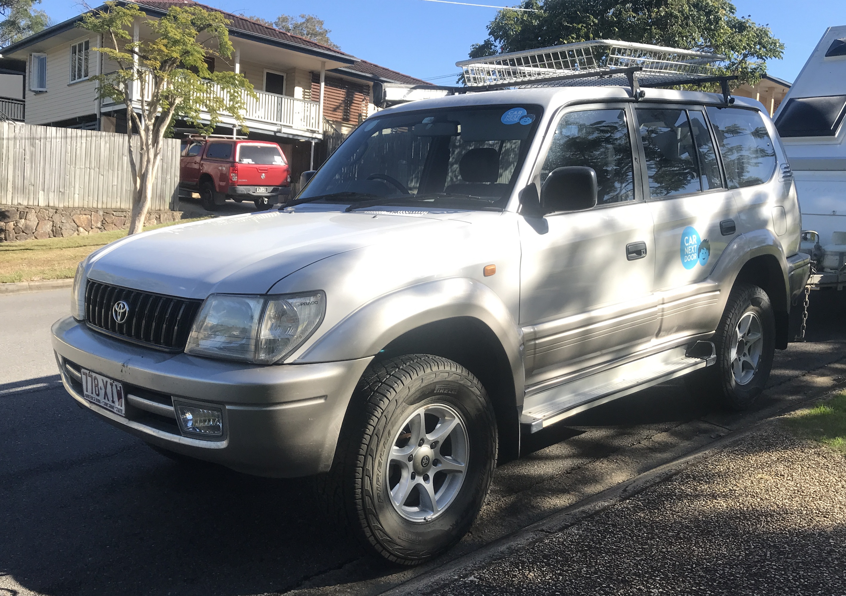 Picture of Anthony's 2001 Toyota Landcruiser