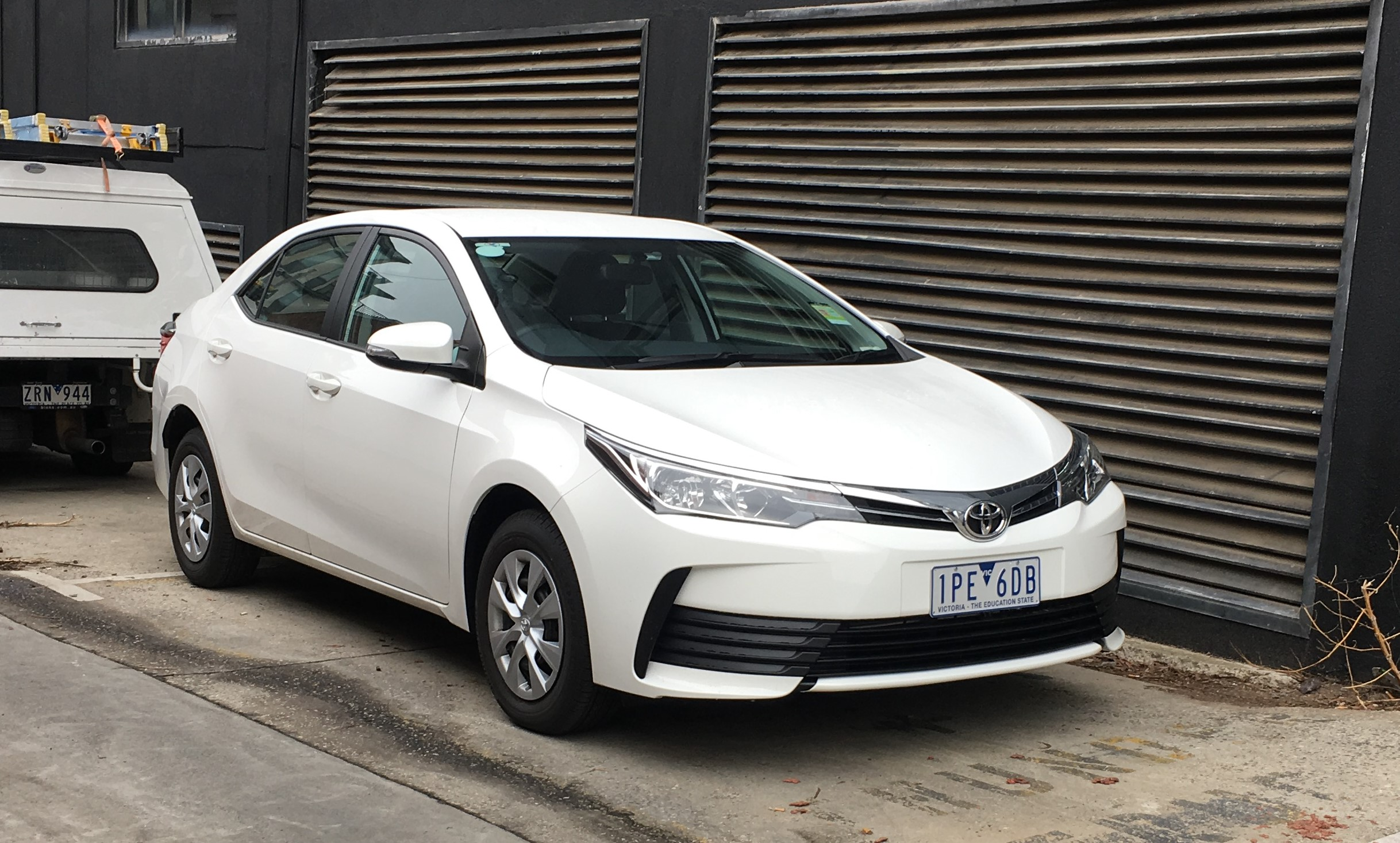 Picture of Ana's 2019 Toyota Corolla