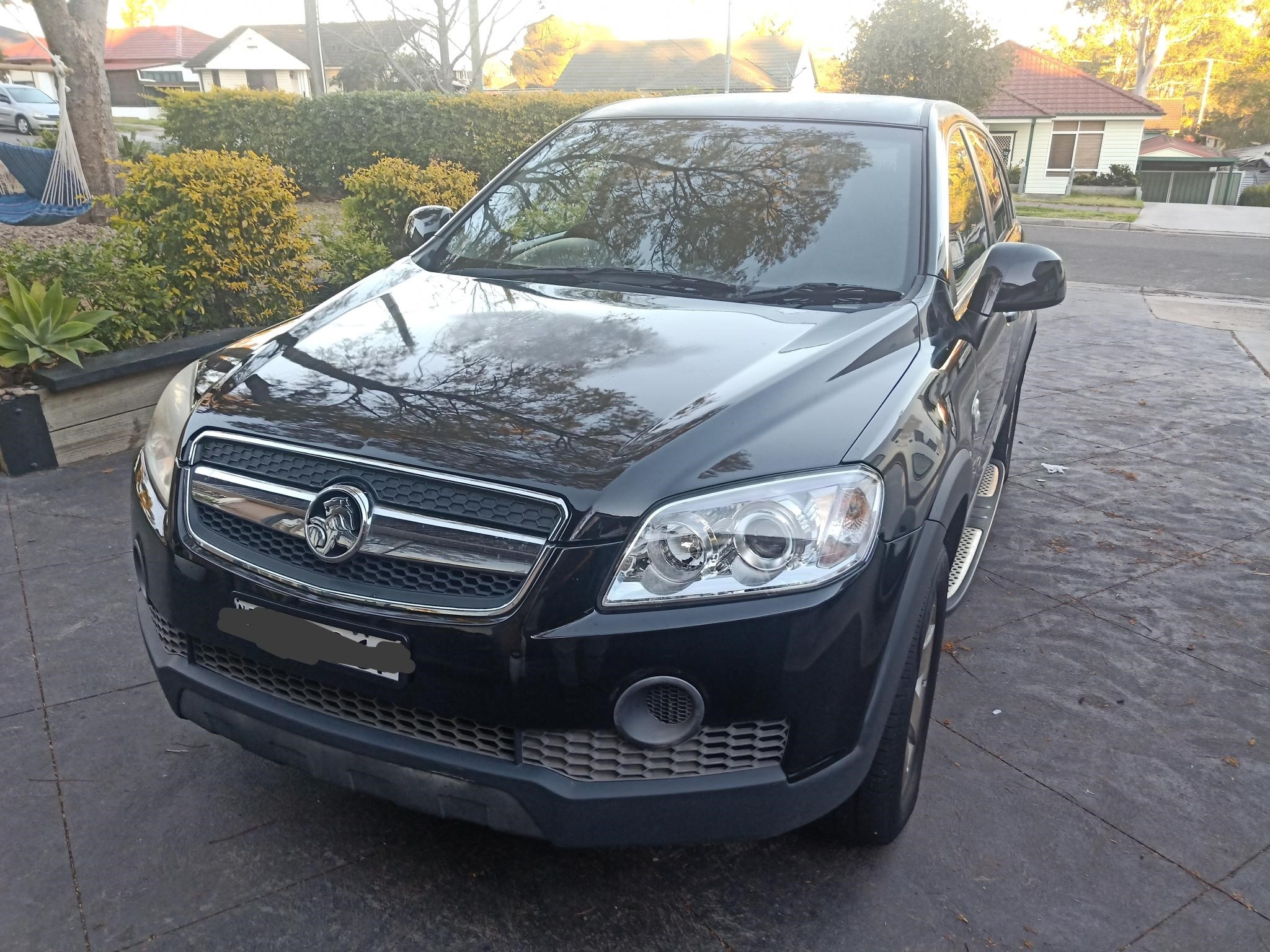 Picture of Manjeet's 2007 Holden Captiva