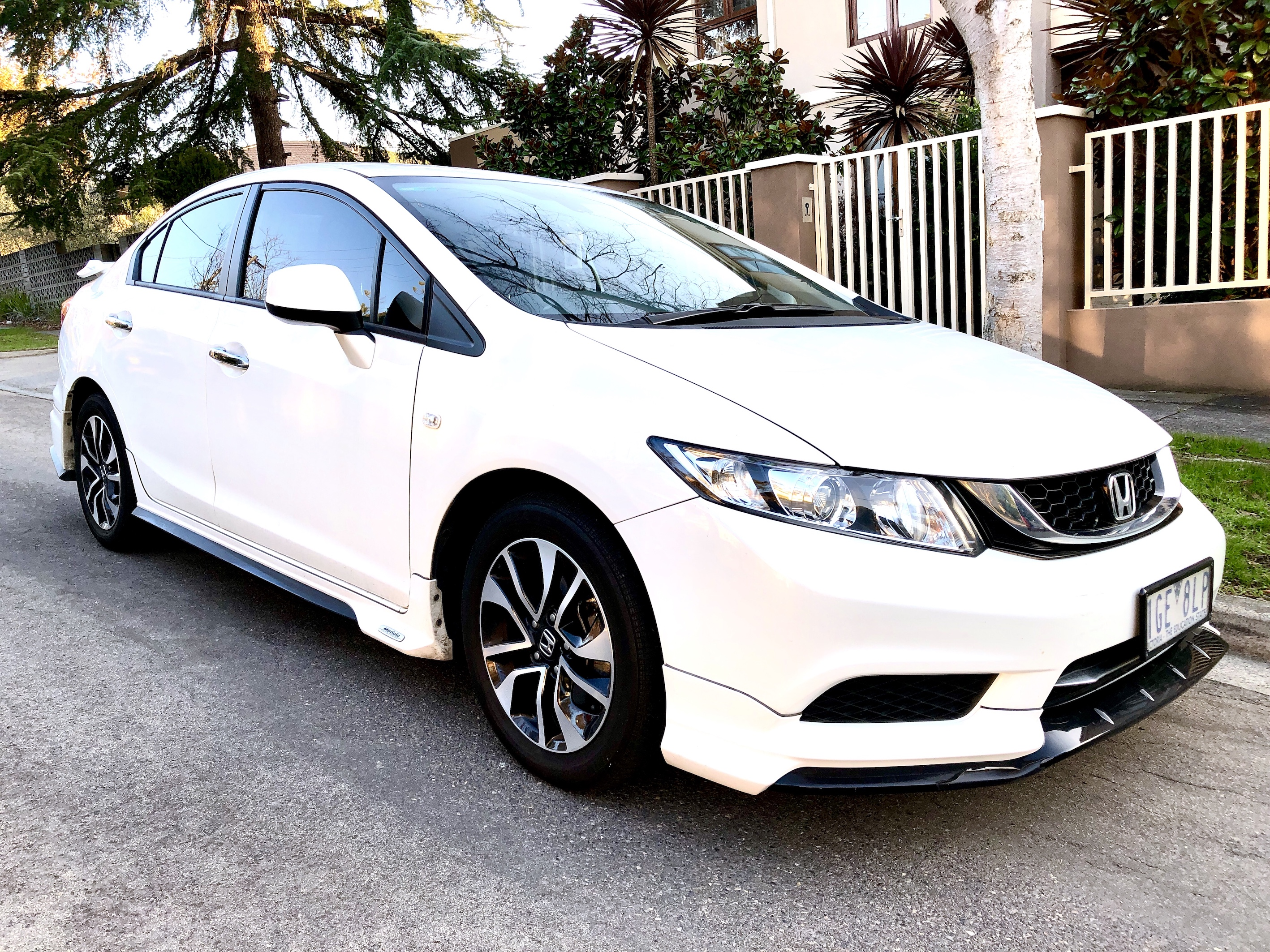 Picture of Sameer's 2015 Honda Civic