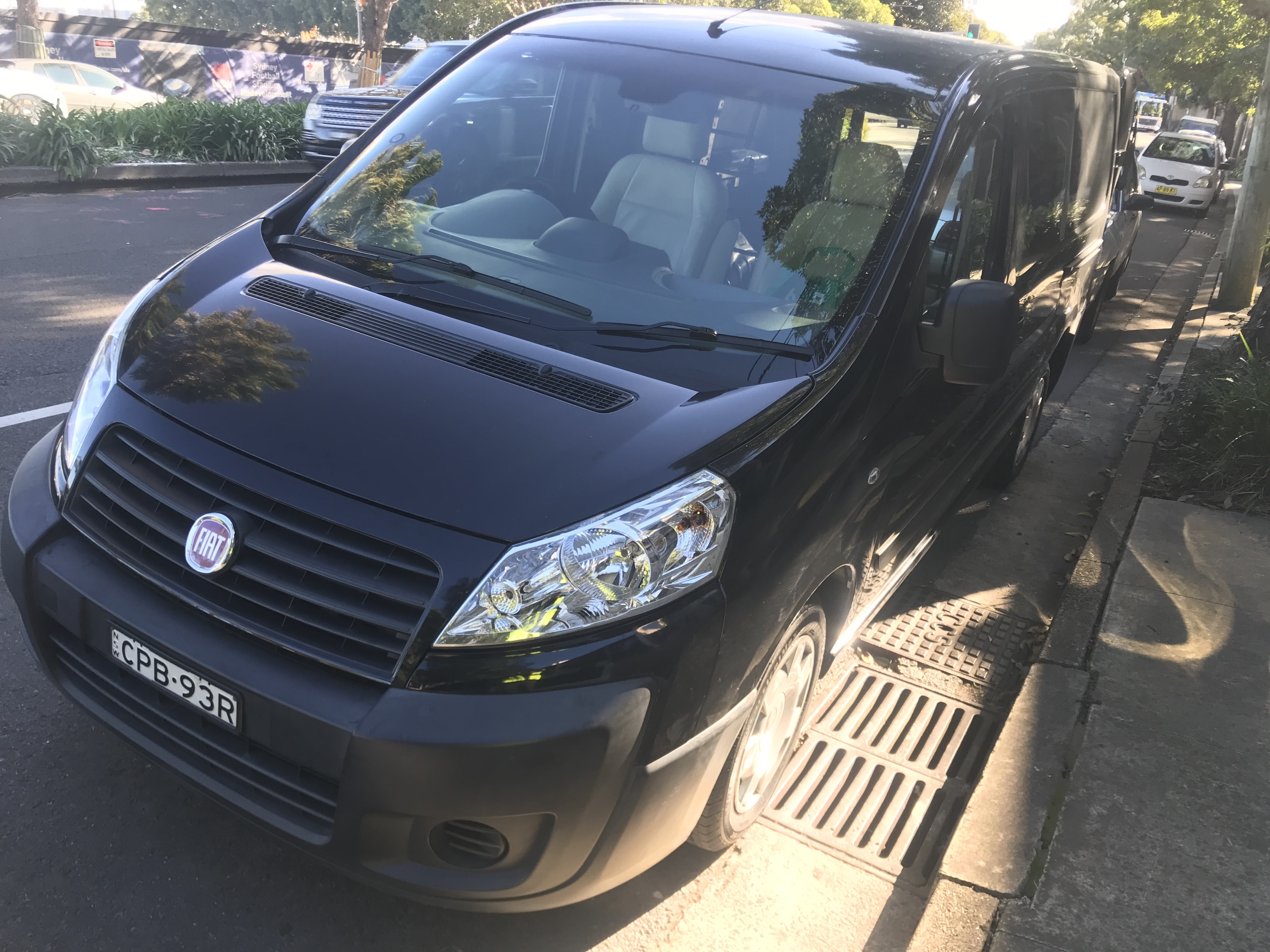 Picture of Kevin's 2013 Fiat Scudo
