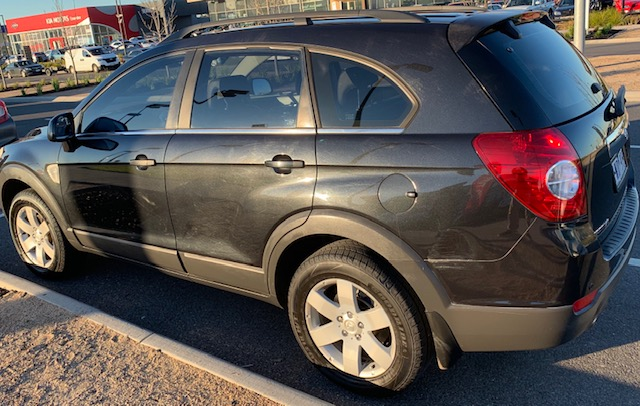 Picture of Marc's 2009 Holden Captiva