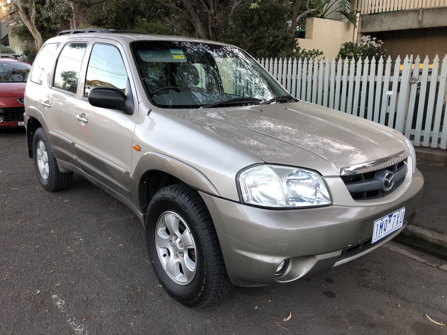Picture of Marienne's 2001 Mazda Tribute