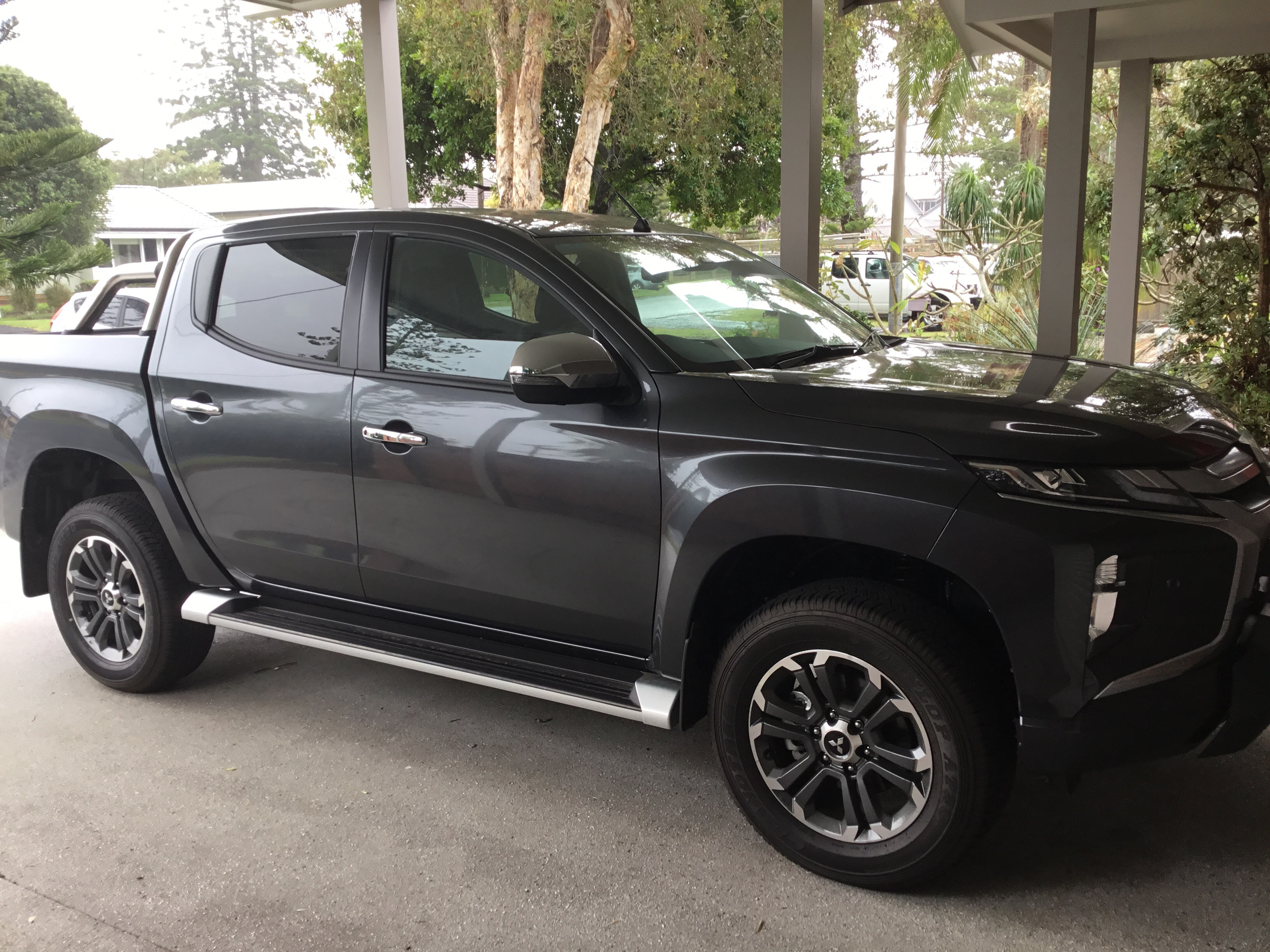 Picture of David's 2019 Mitsubishi Triton