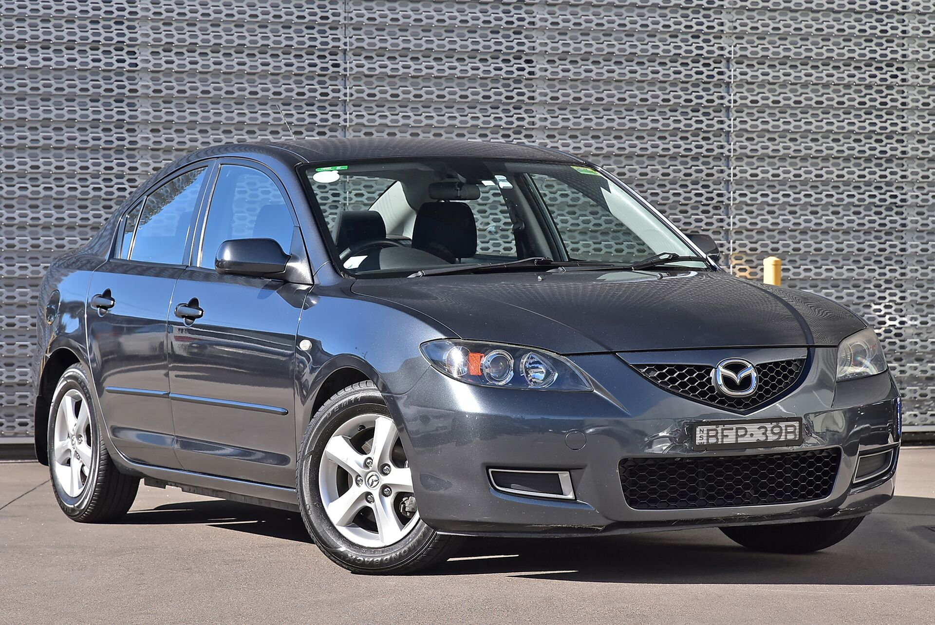 Picture of Jaime's 2008 Mazda 3
