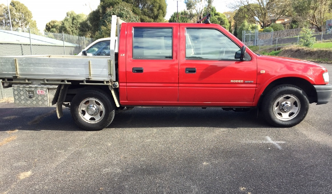 Picture of Leigh's 2001 Holden Rodeo