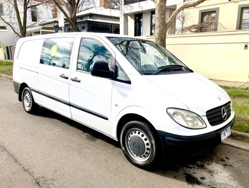 Picture of Matthew's 2004 Mercedes Benz Vito